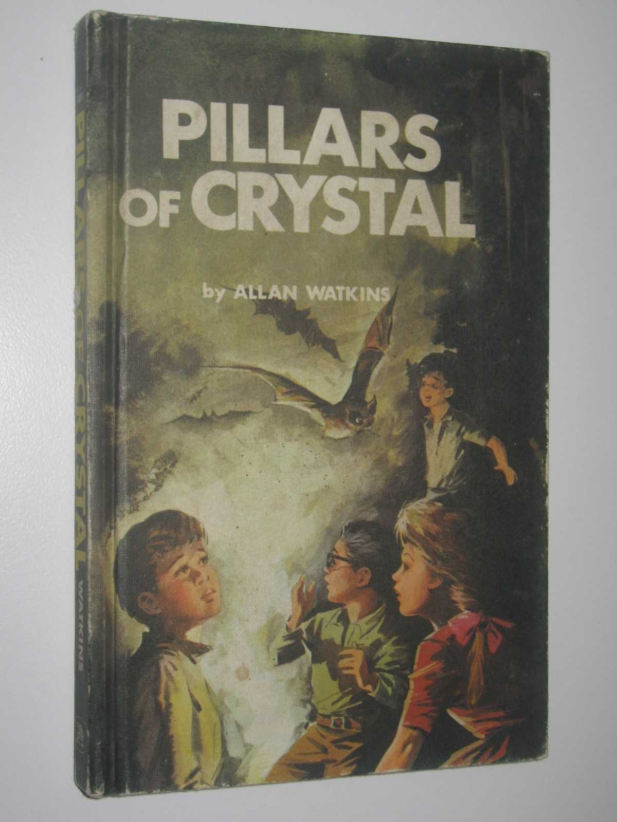 Image for Pillars of Crystal