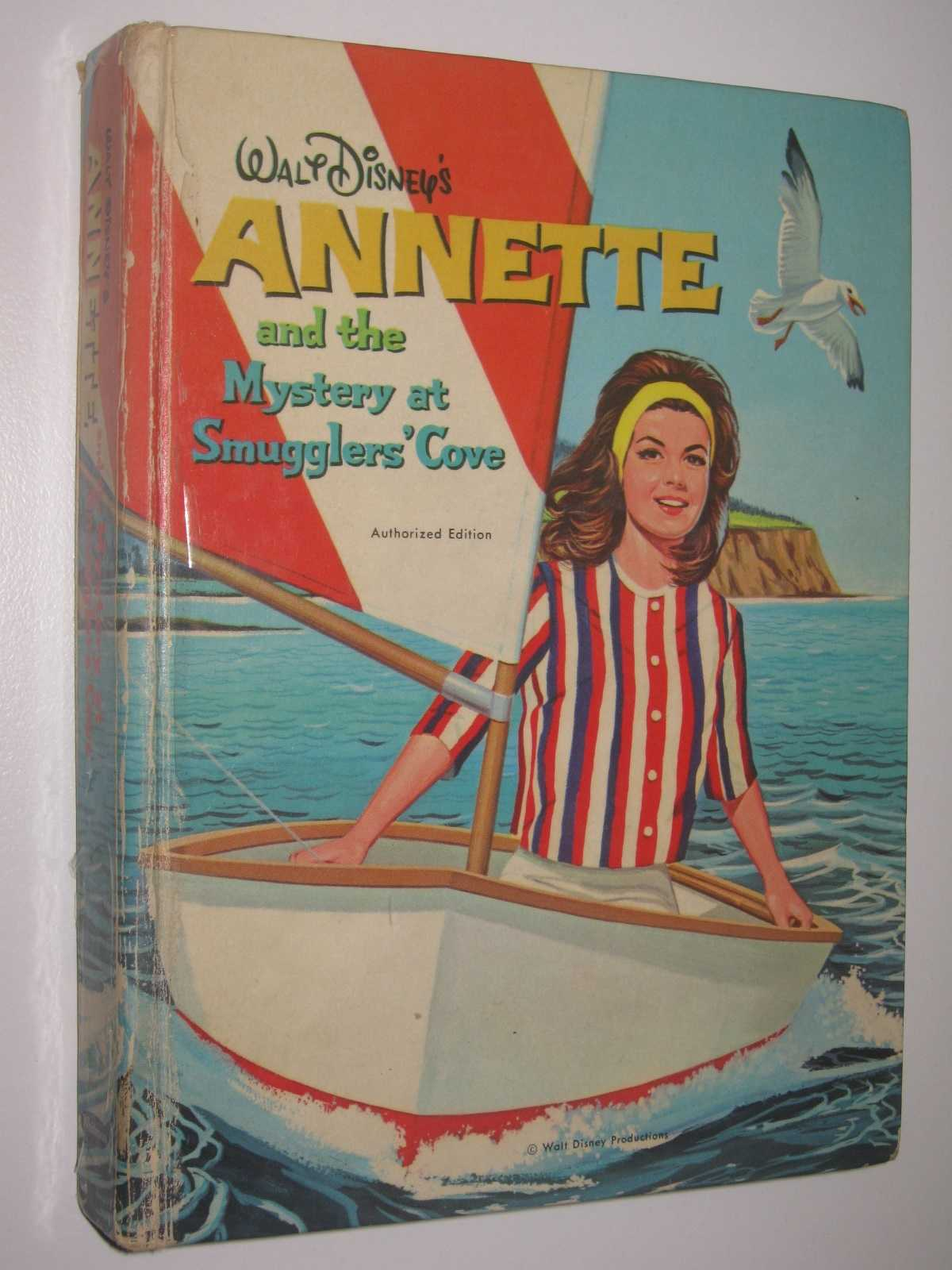 Image for Annette and the Mystery at Smugglers' Cove