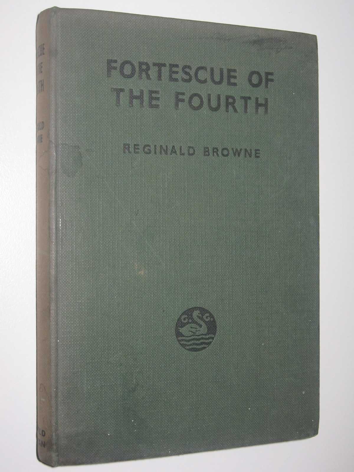 Image for Fortescue of the Fourth
