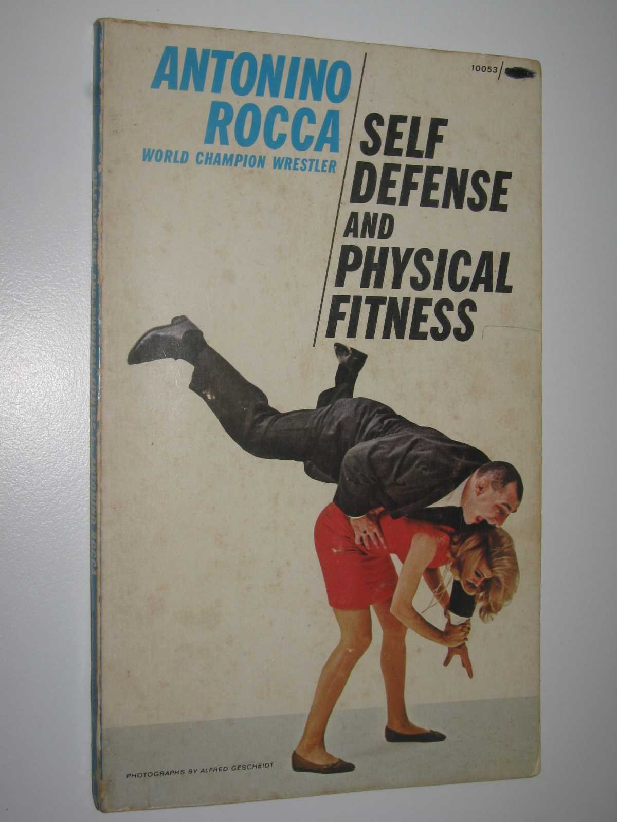 Image for Self Defense and Physical Fitness