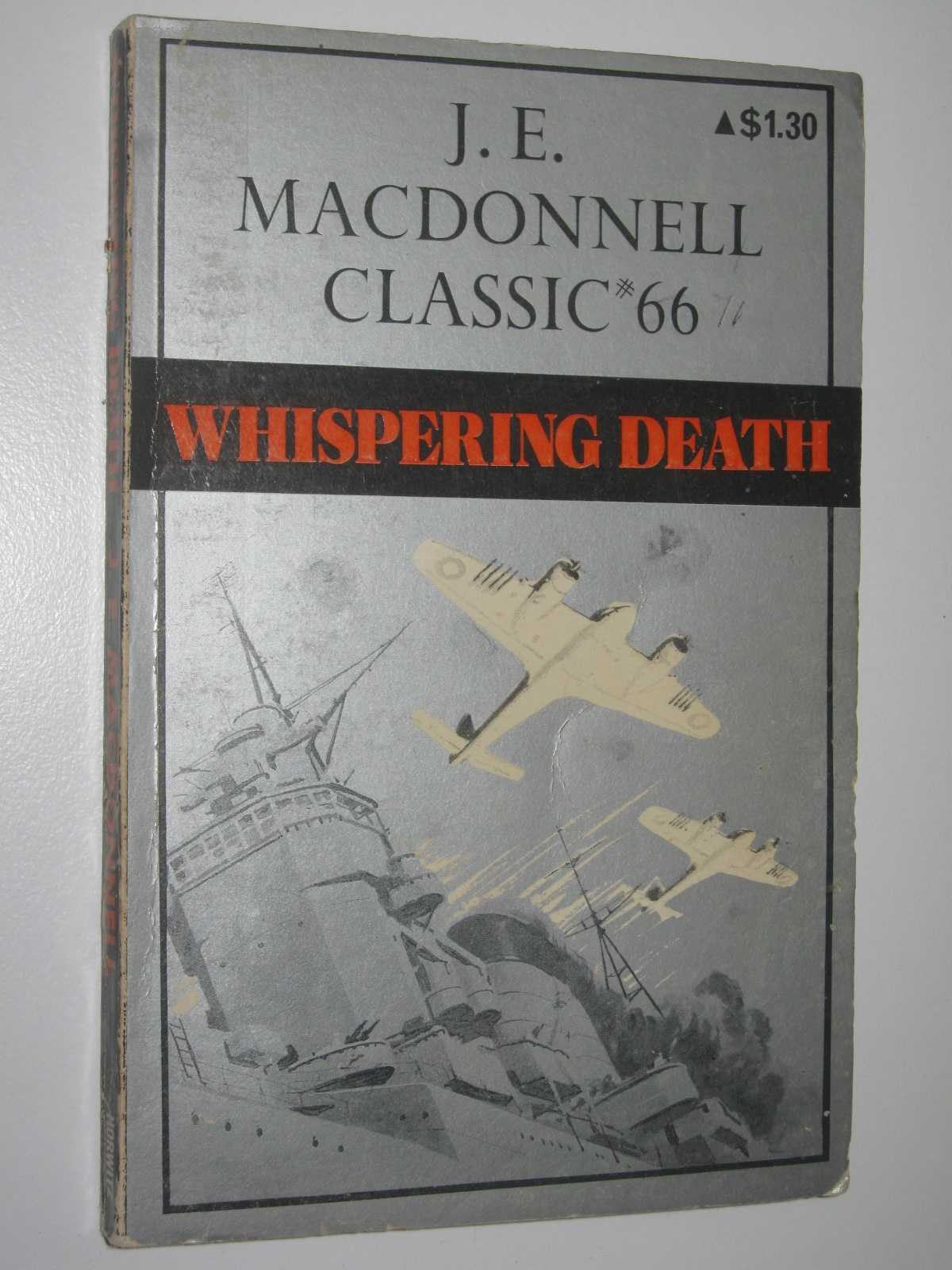 Image for Whispering Death - Classic Series #66