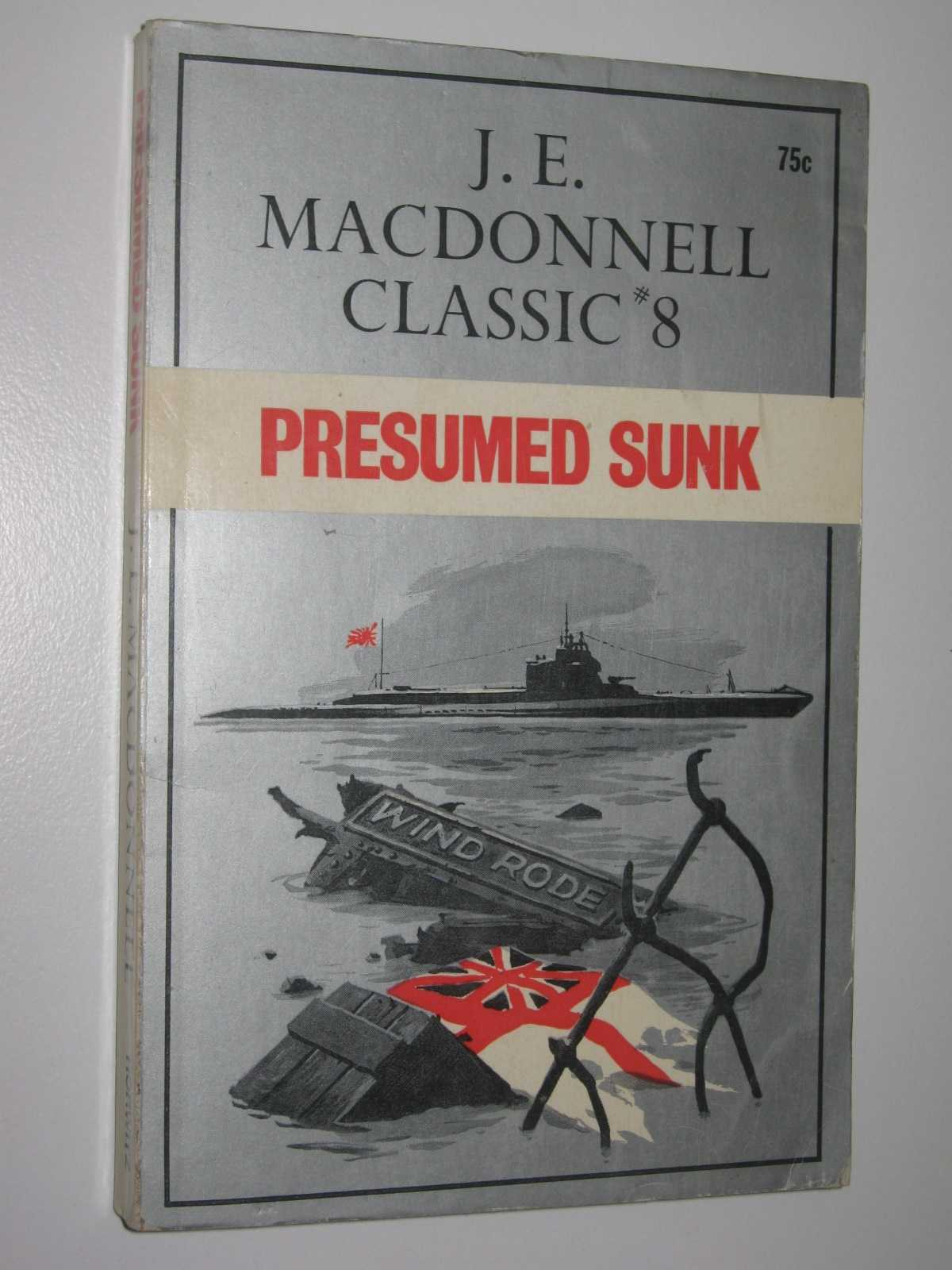 Image for Presumed Sunk - Classic Series #8