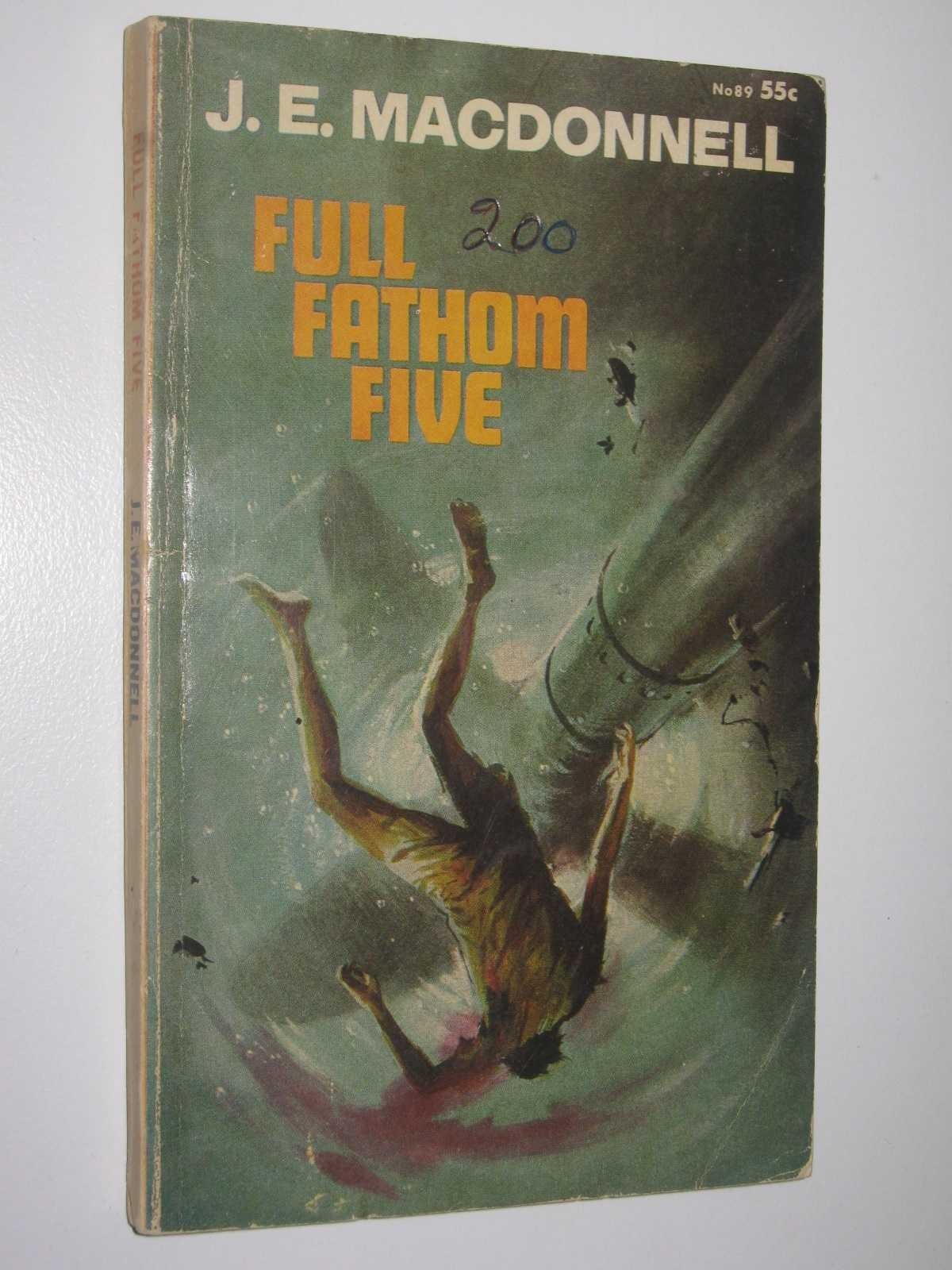 Image for Full Fathom Five