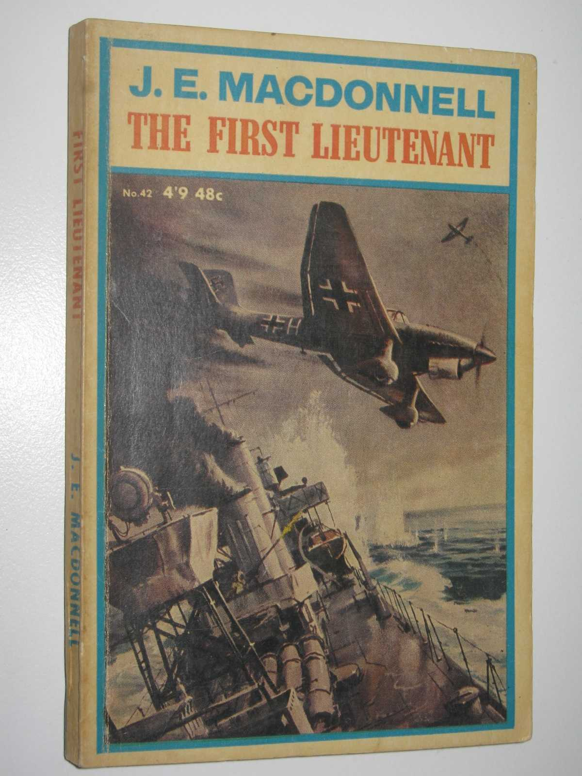Image for The First Lieutenant