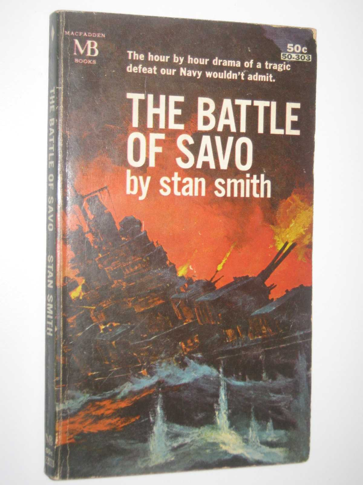 Image for The Battle of Savo