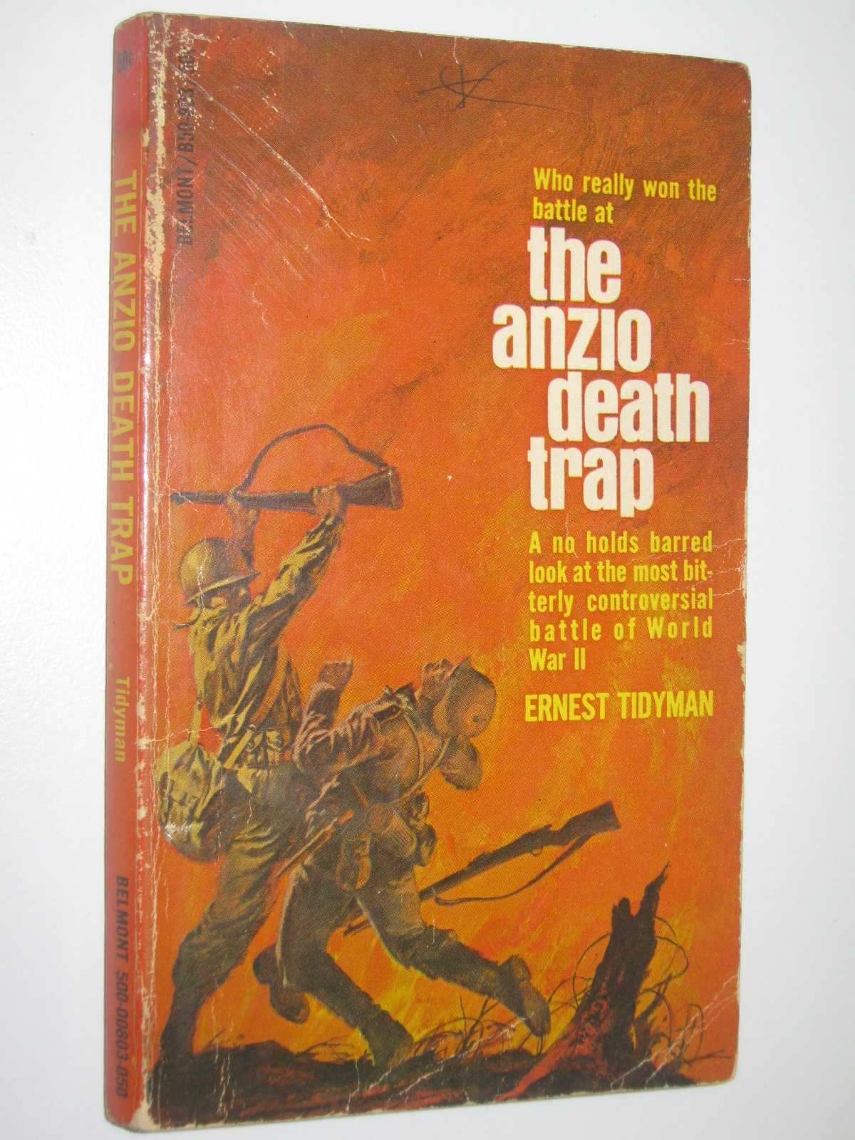 Image for The Anzio Death Trap