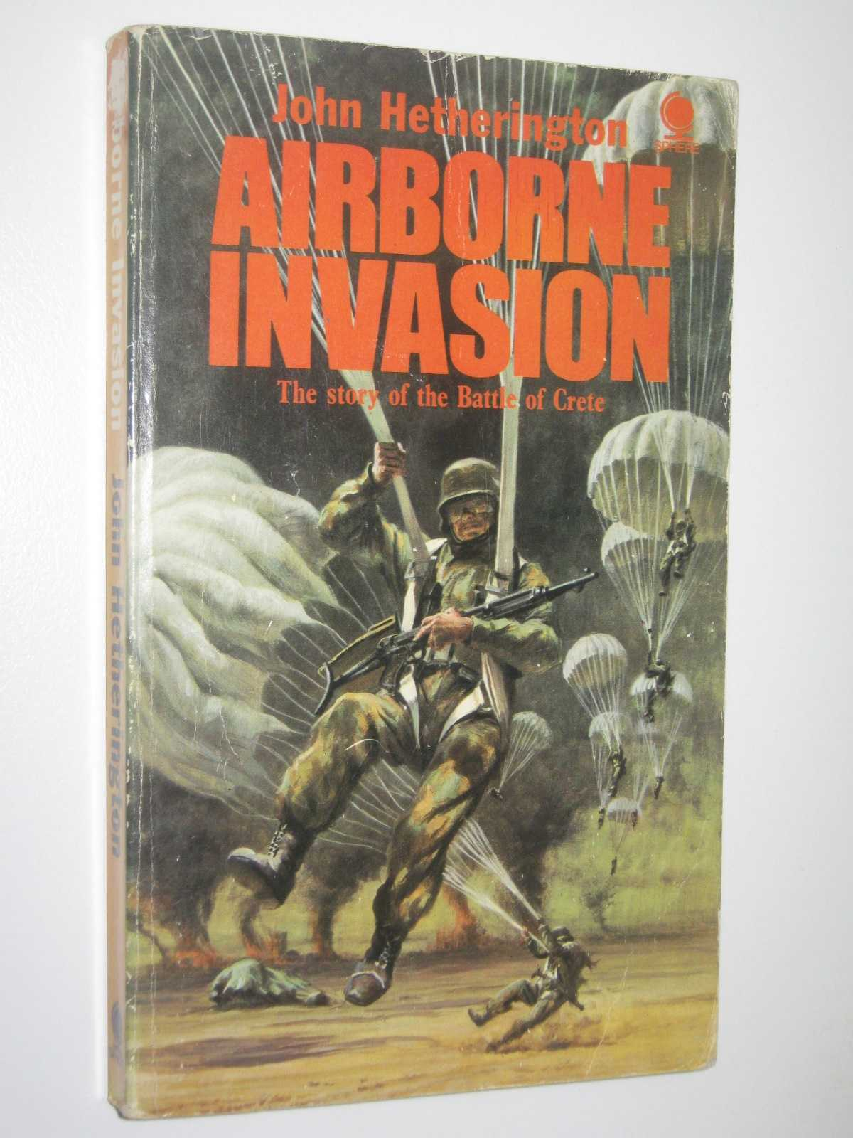Image for Airborne Invasion : The Story of the Battle of Crete