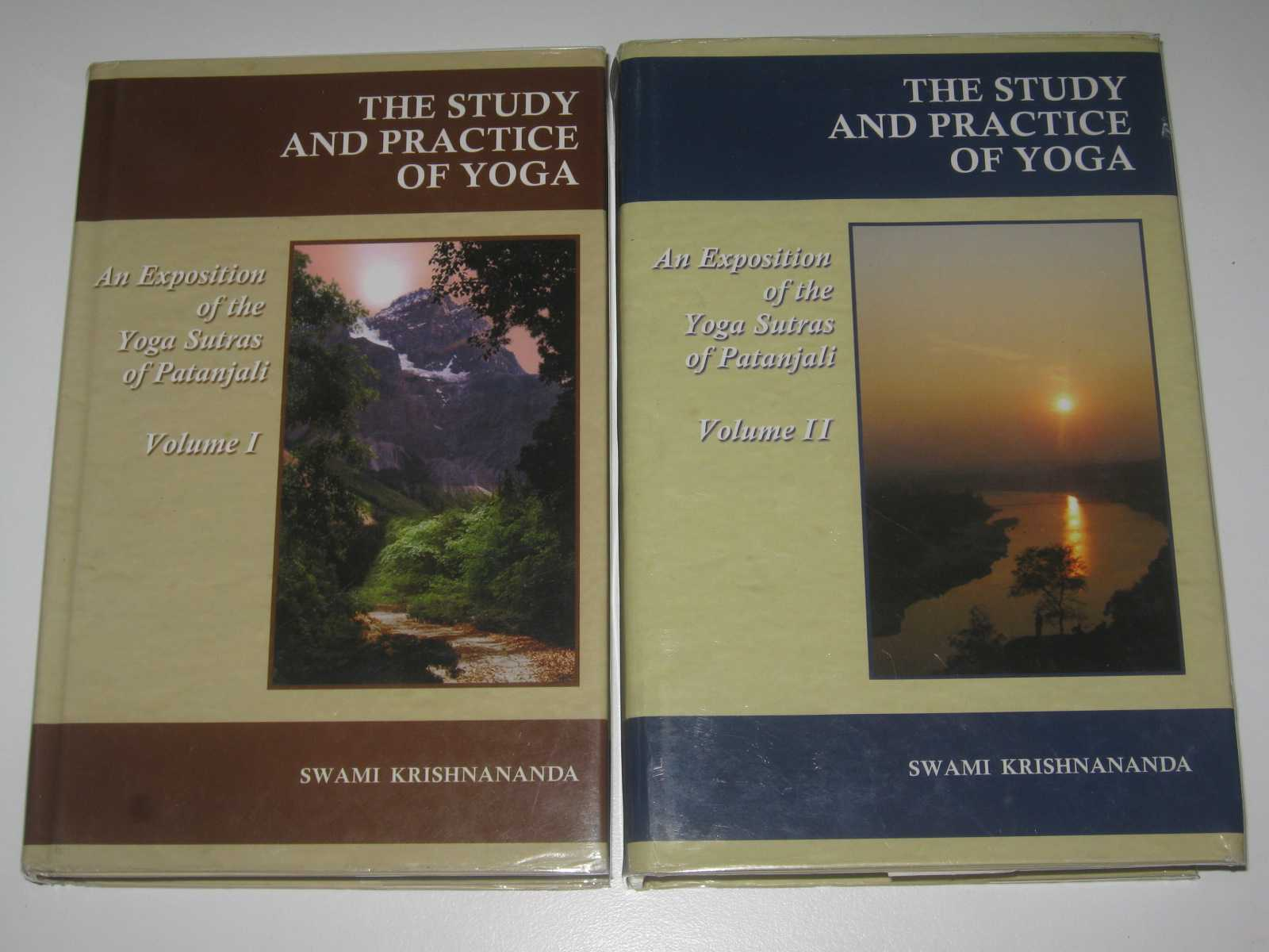 Image for The Study and Practice of Yoga : An Exposition of the Yoga Sutras of Patanjali, 2 Volumes