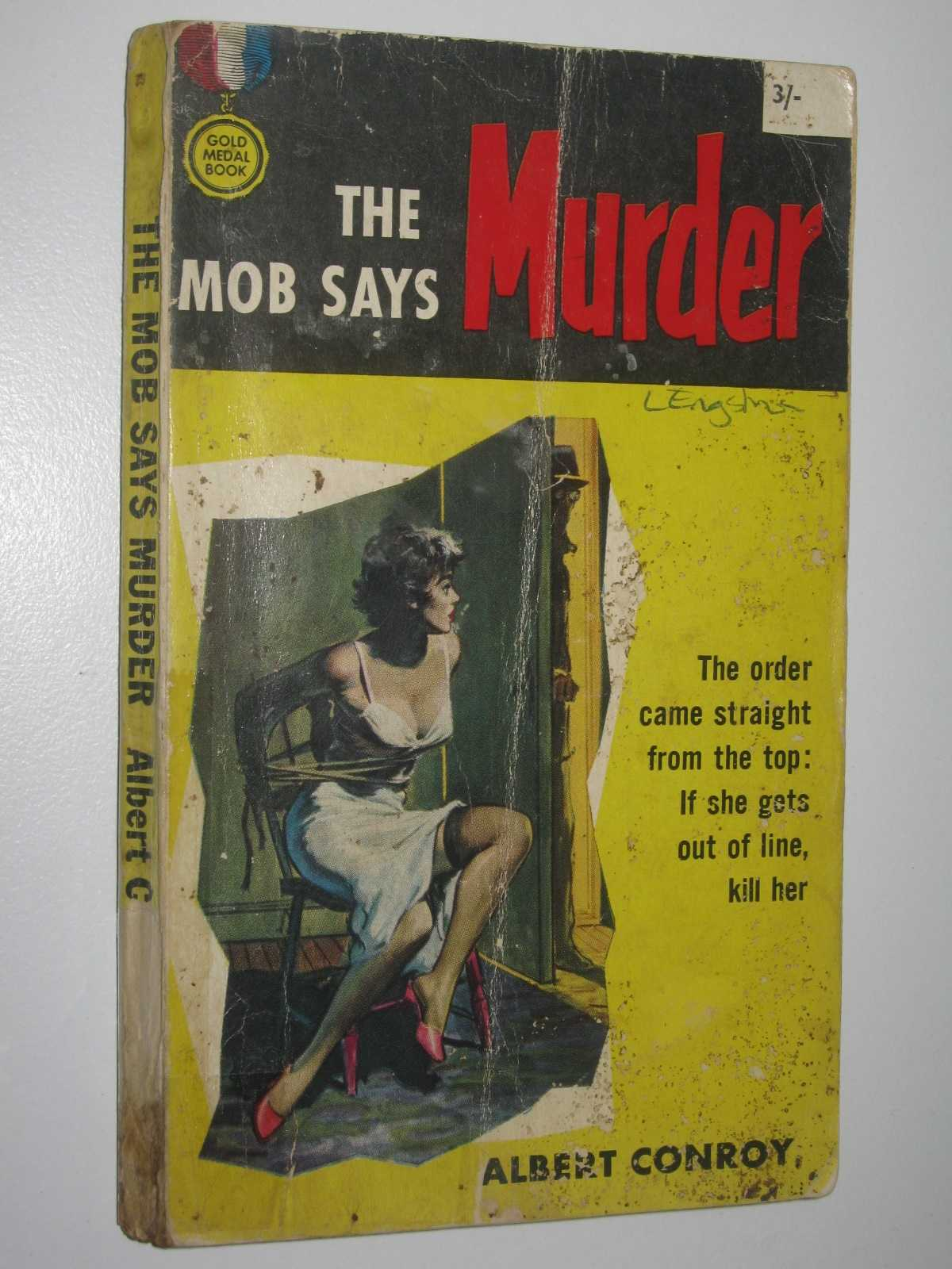 Image for The Mob Says Murder