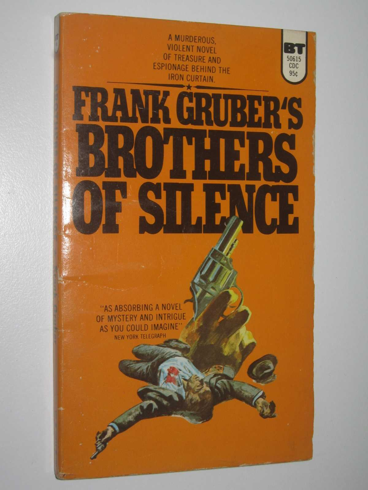 Image for Brothers of Silence