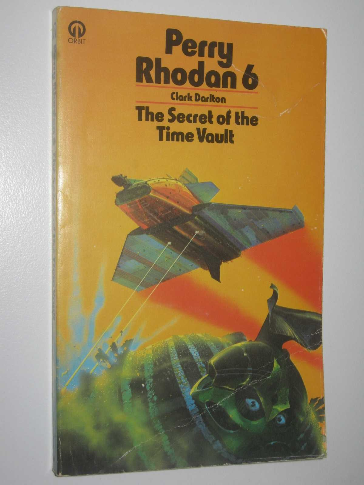 Image for The Secret of the Time Vault - Perry Rhodan Series #6