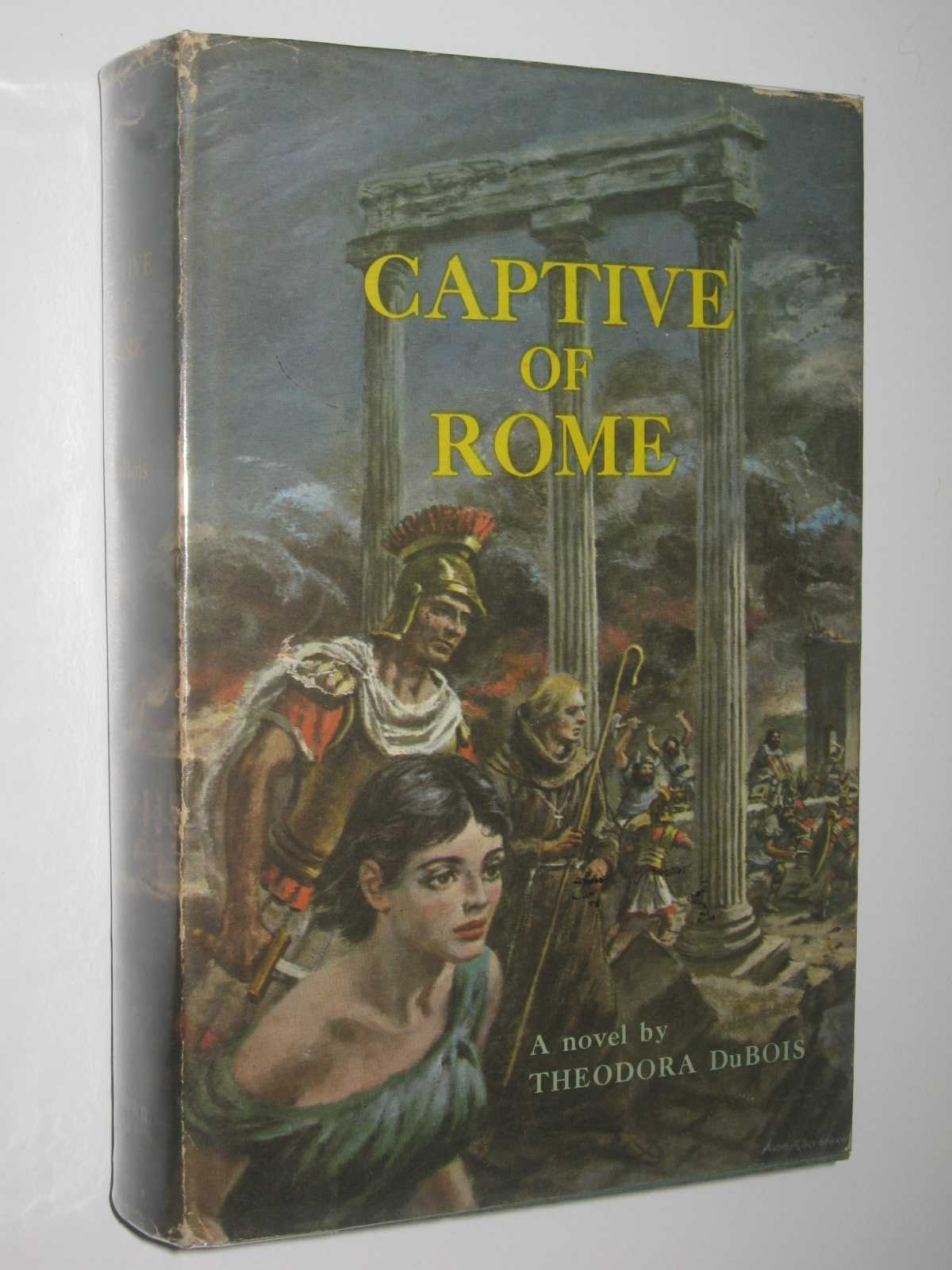 Image for Captive of Rome