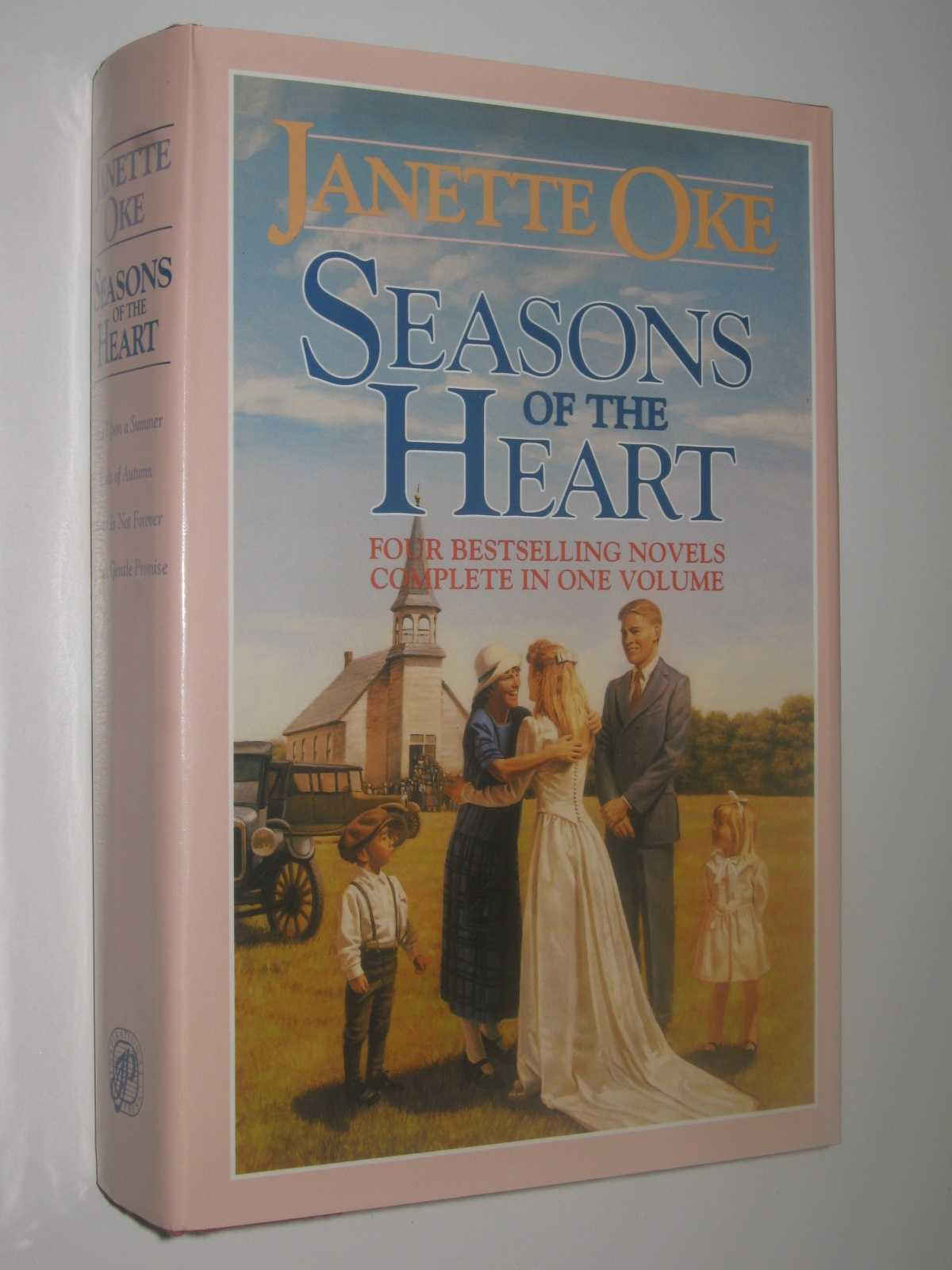 Image for Seasons of the Heart