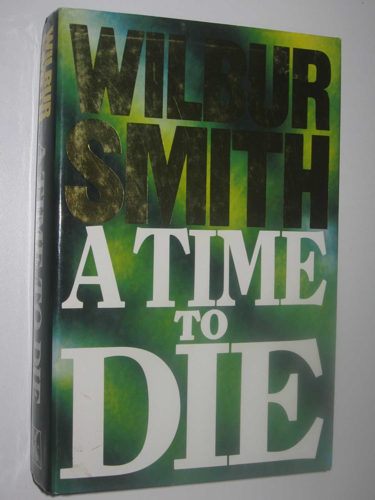 Image for A Time to Die - Courtney Series