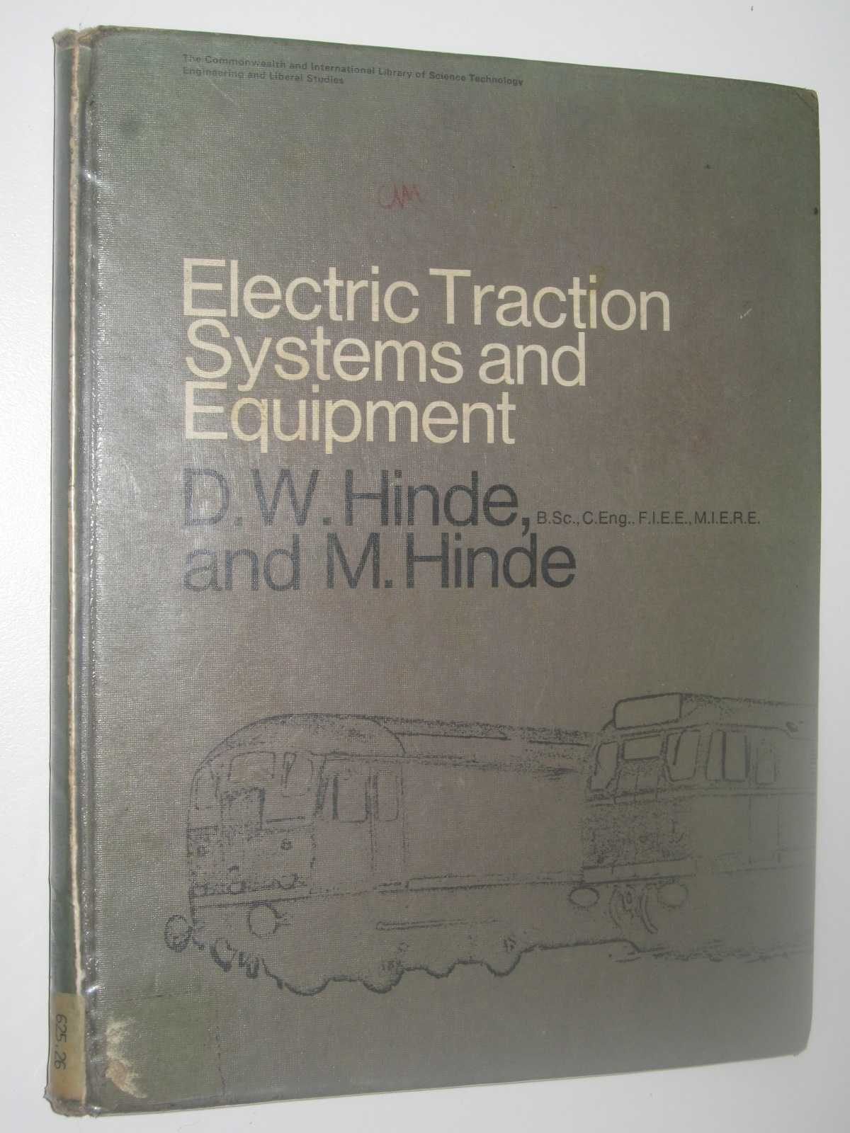 Image for Electric Traction Systems and Equipment