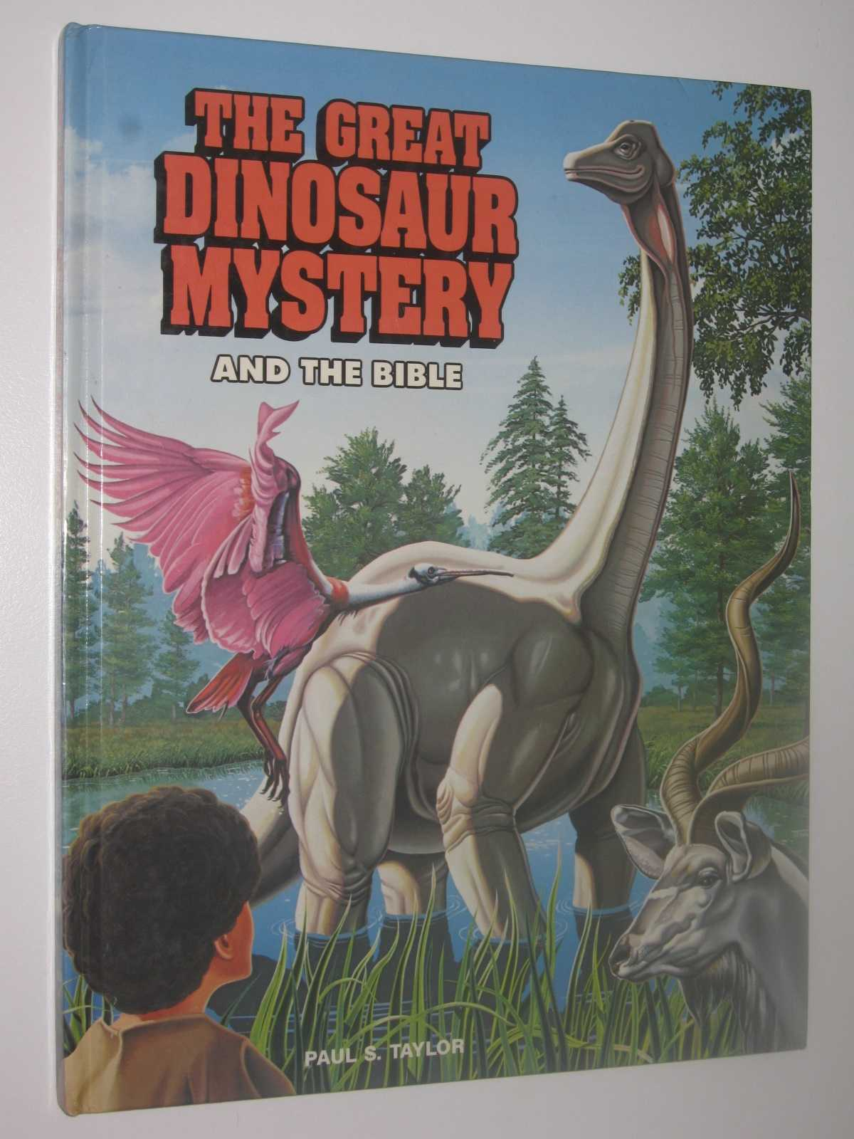 Image for The Great Dinosaur Mystery and the Bible