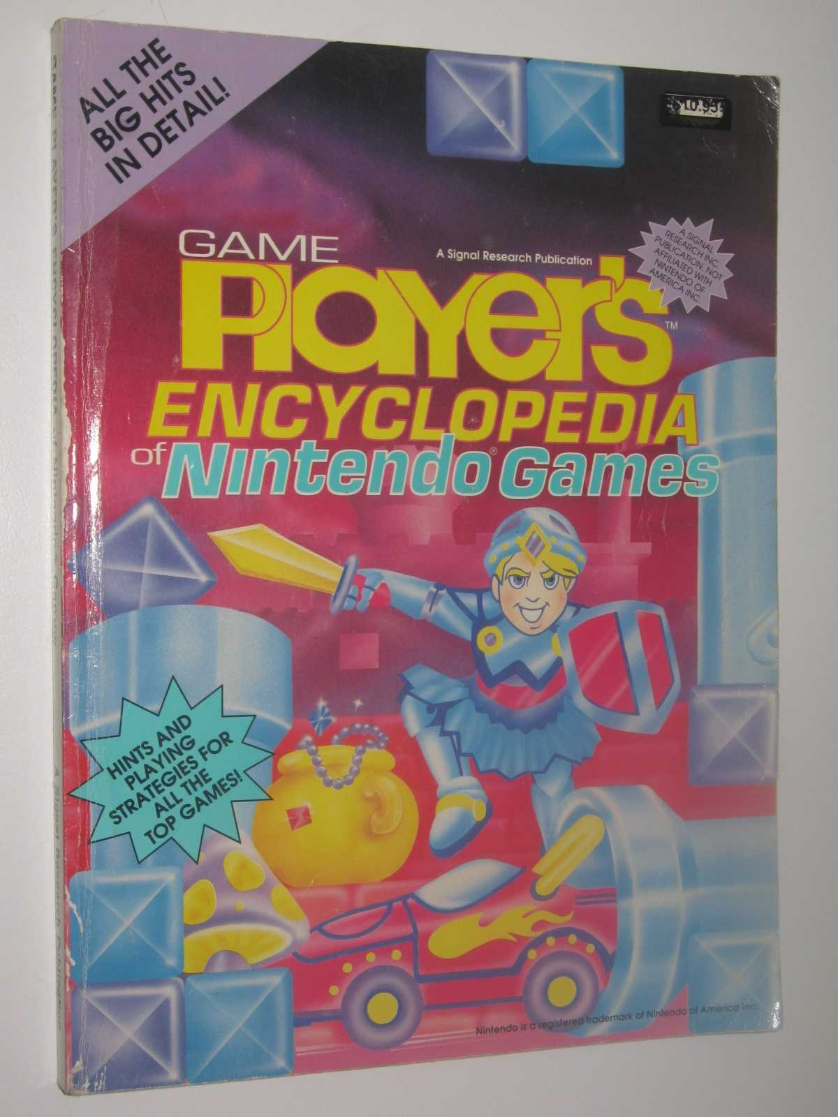 Image for Game Player's Encyclopedia of Nintendo Games