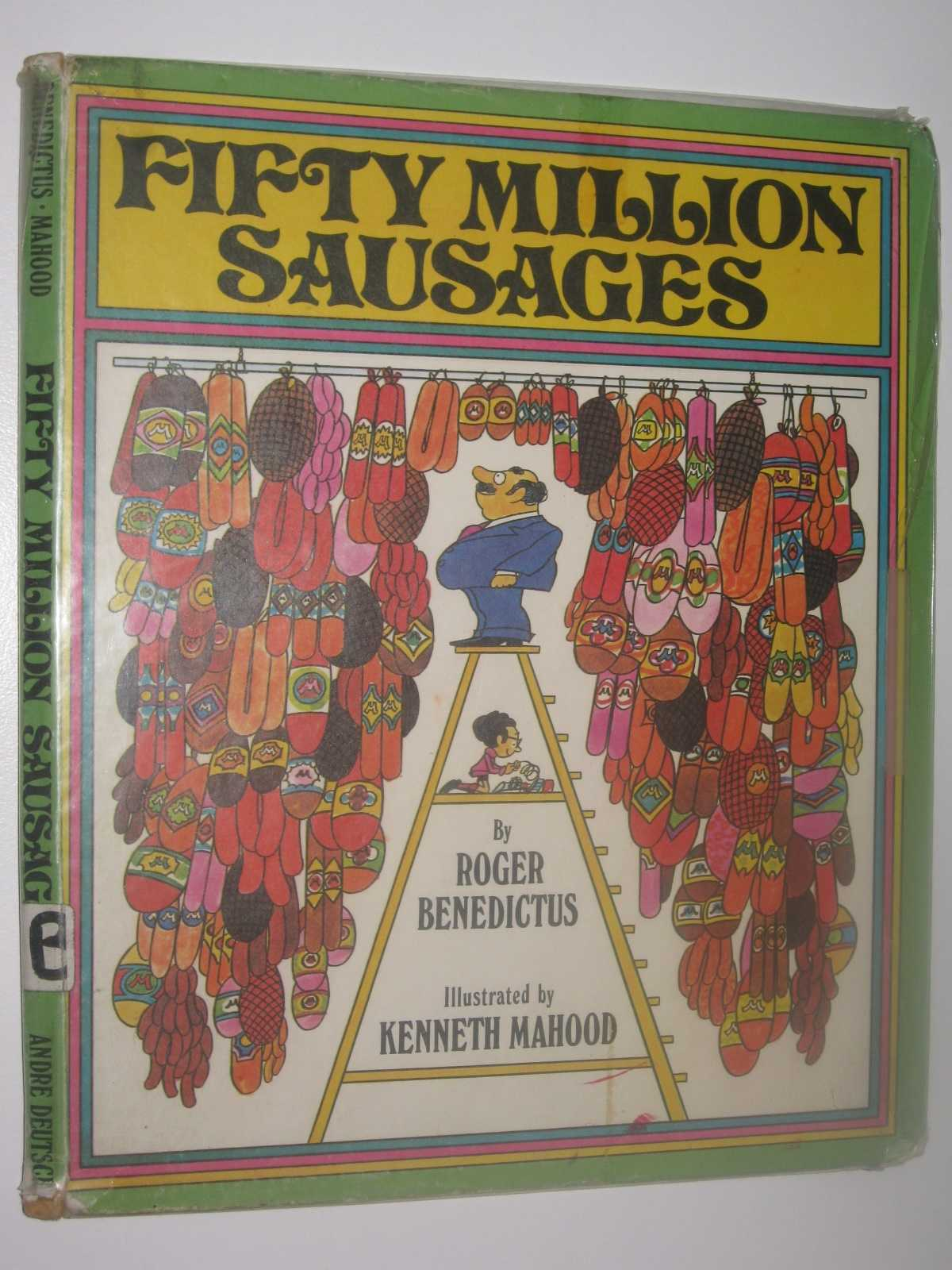 Image for Fifty Million Sausages