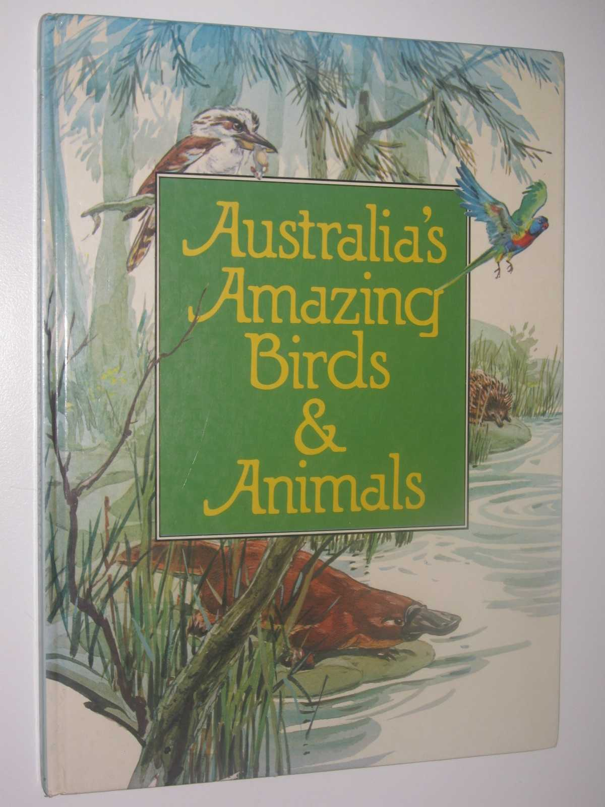 Image for Australia's Amazing Birds and Animals