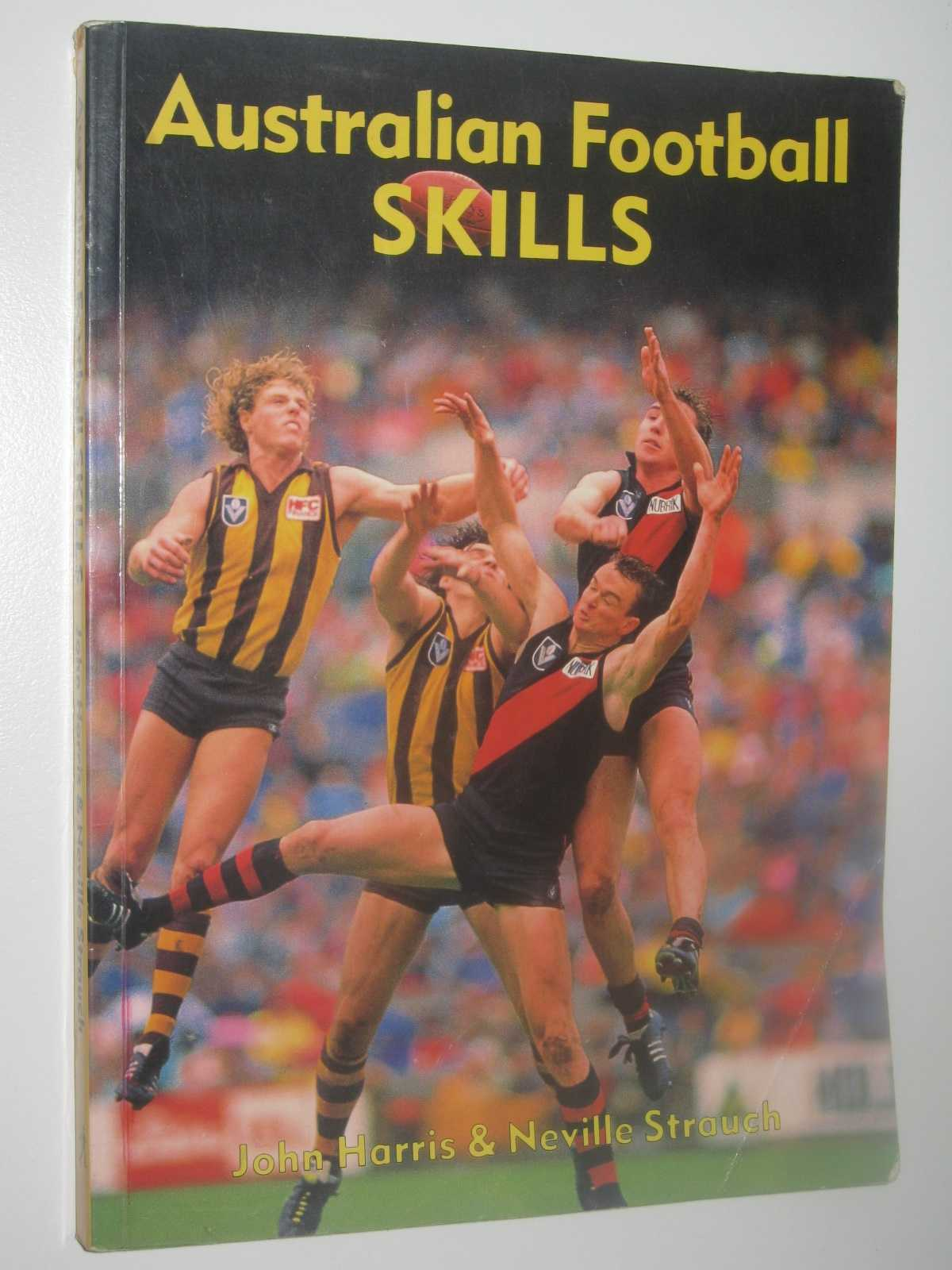Image for Australian Football Skills