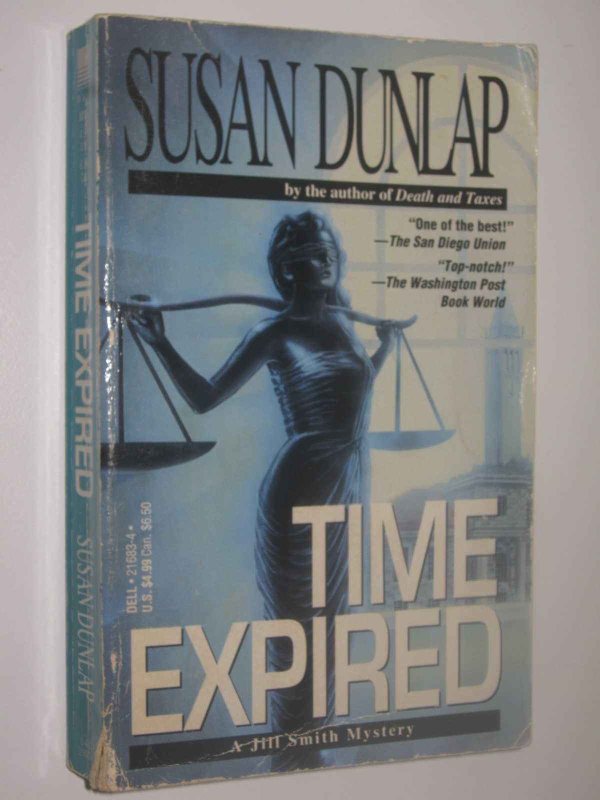 Image for Time Expired - Jill Smith Mystery