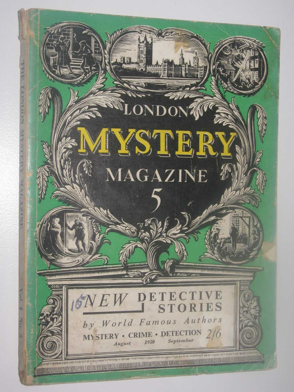 Image for The London Mystery Magazine #5