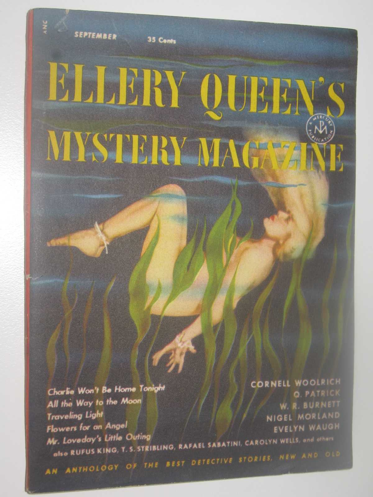 Image for Ellery Queen's Mystery Magazine Vol. 18 #94