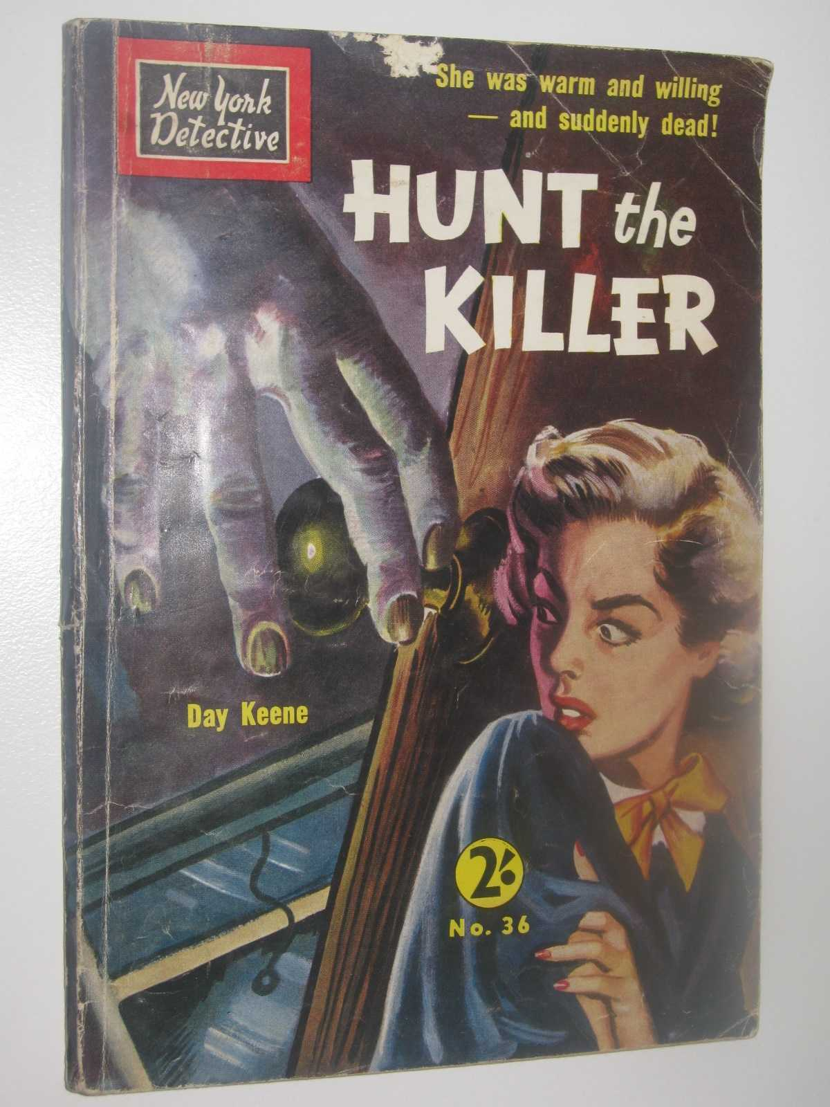 Image for Hunt the Killer - Cleveland Detective Series #36