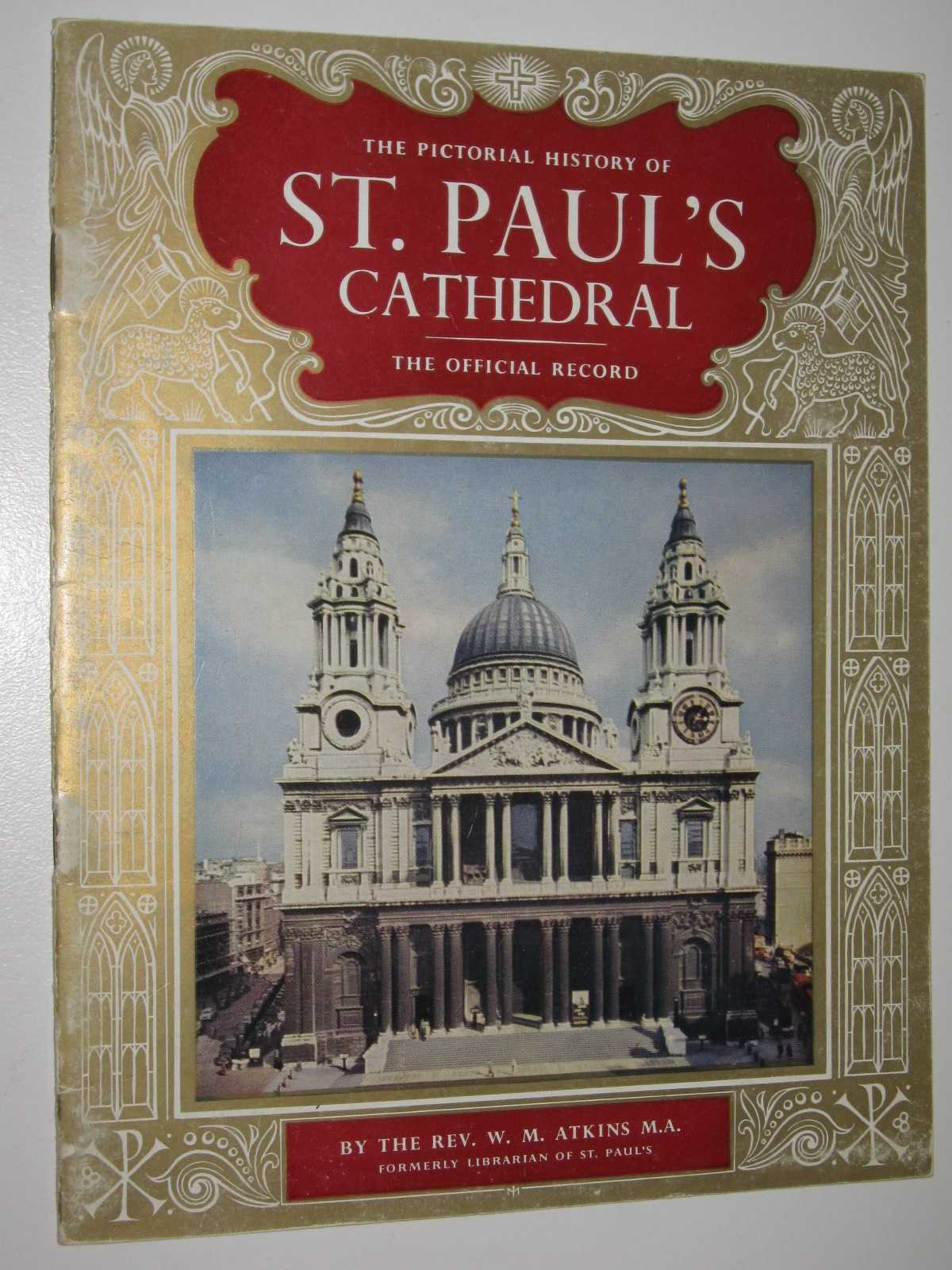 Image for The Pictorial History of St. Paul's Cathedral