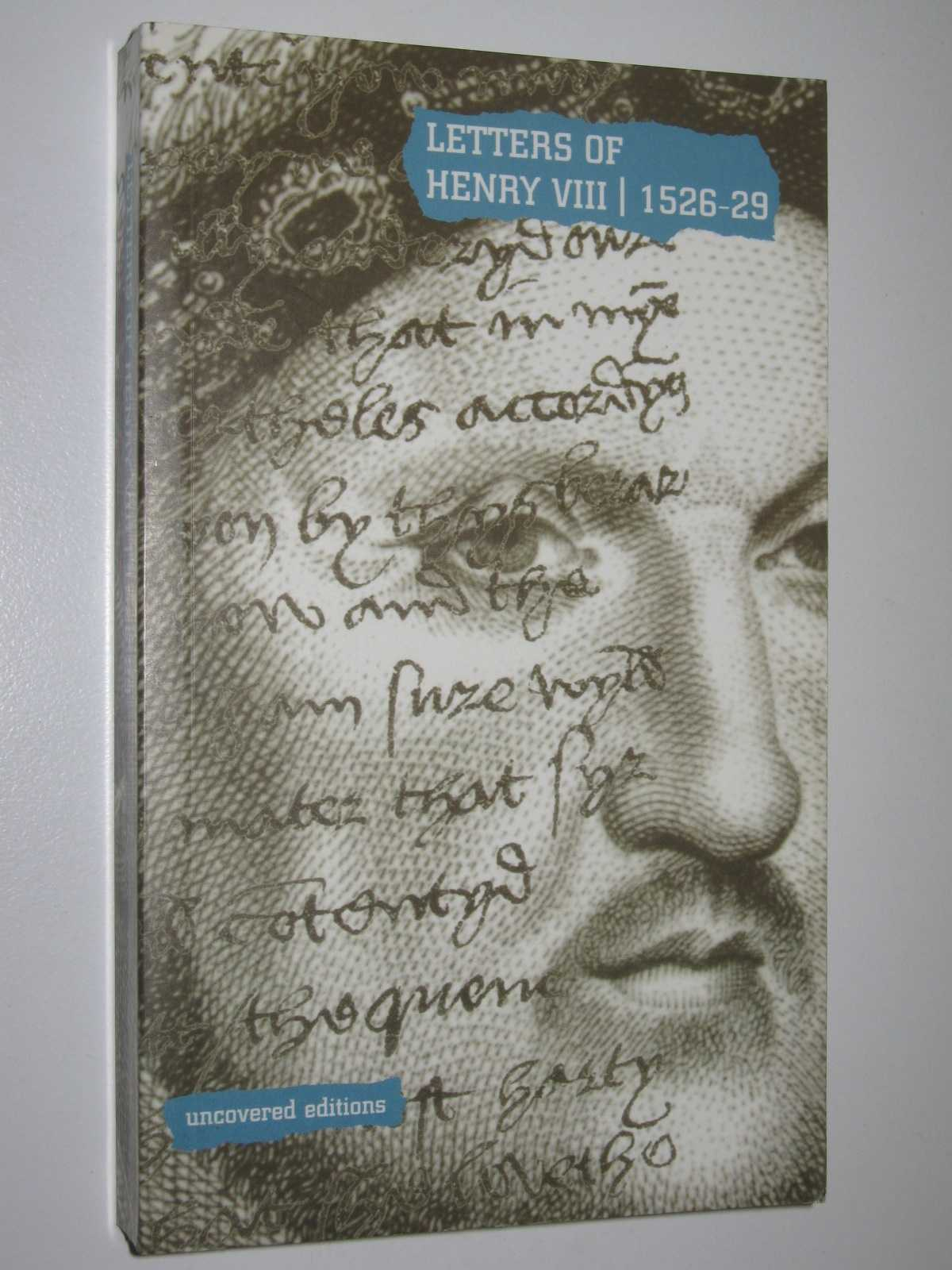 Image for Letters of Henry VIII: 1526-29