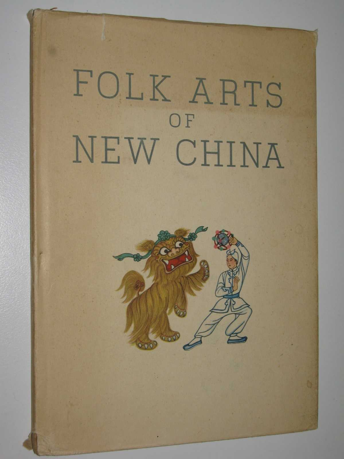 Image for Folk Arts of New China