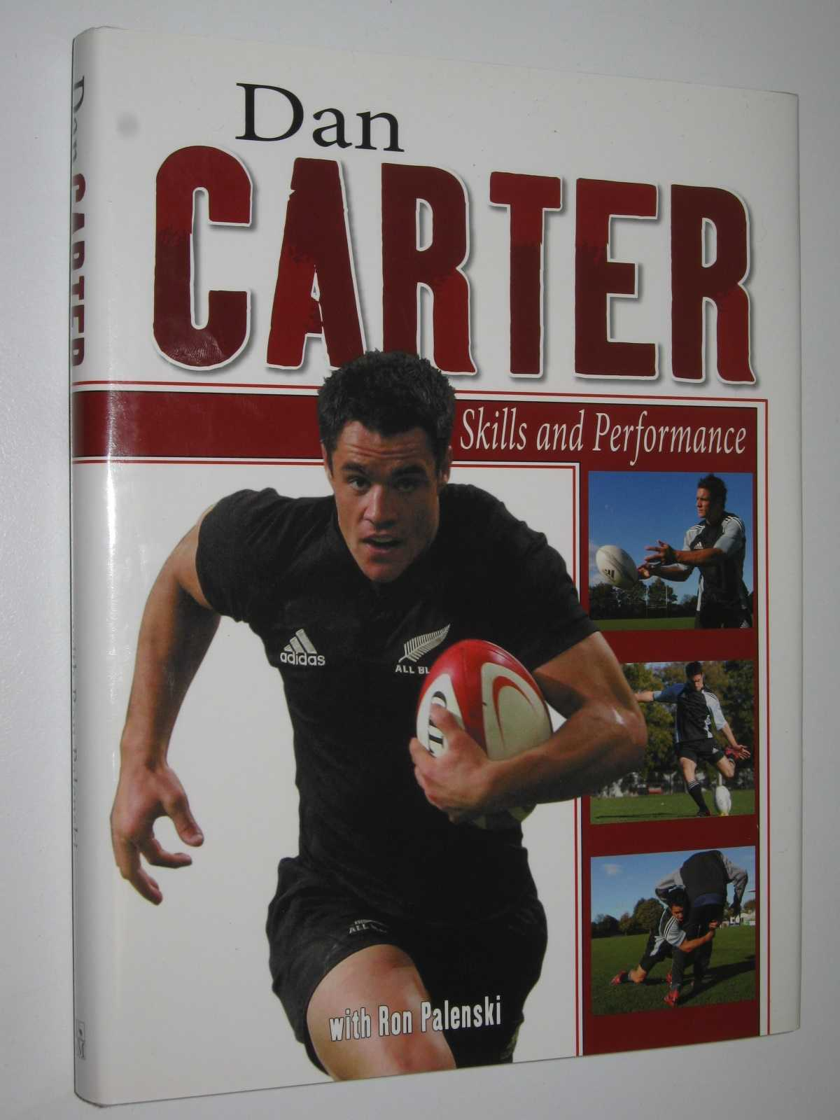 Image for Dan Carter: Skills and Performance