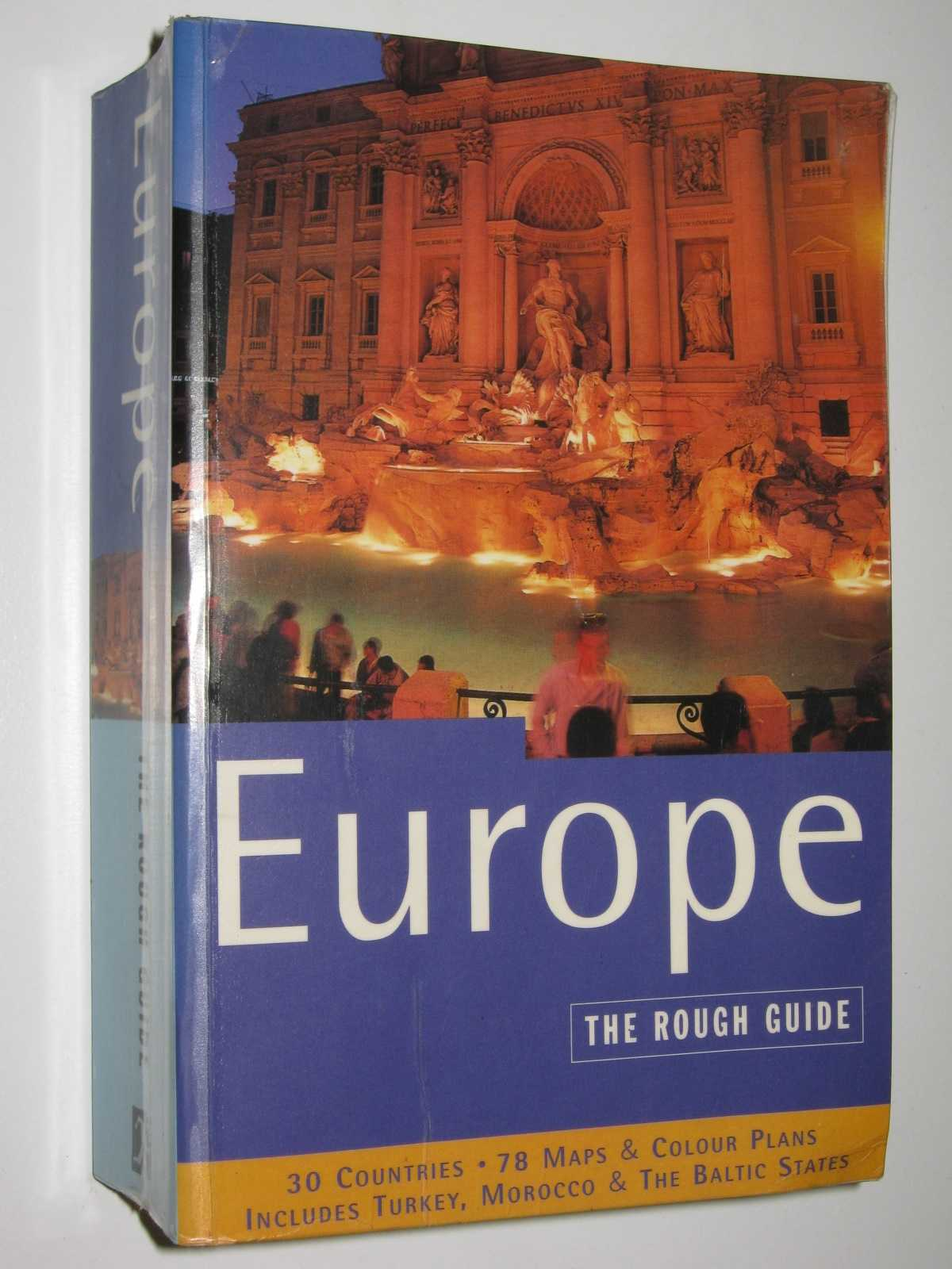 Image for Europe: The Rough Guide