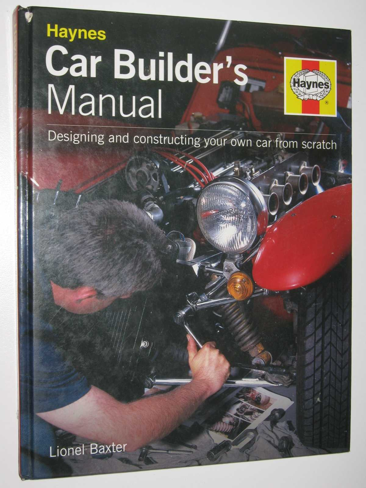 Image for Car Builder's Manual : Designing and Constructing Your Own Car from Scratch