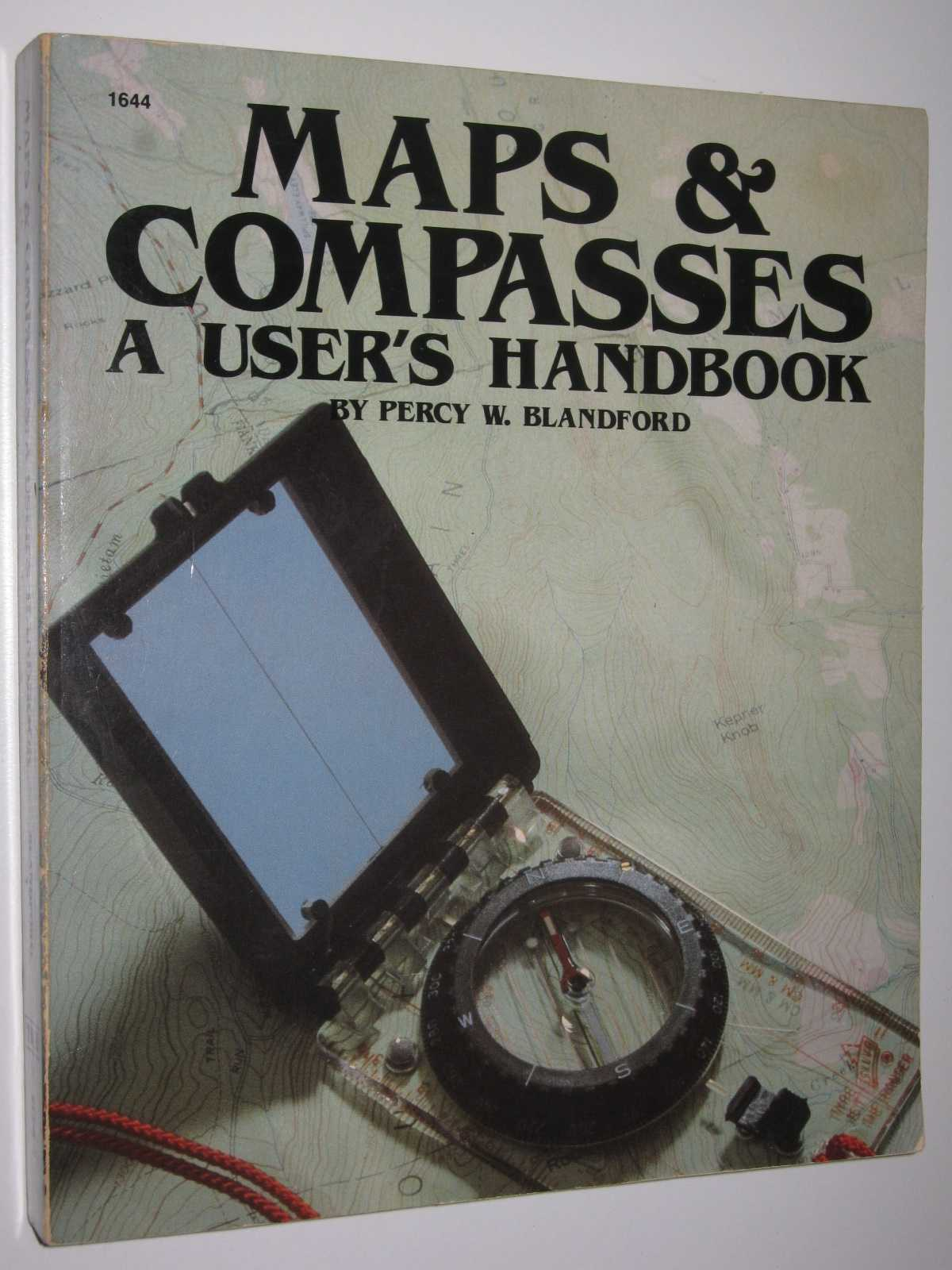 Image for Maps and Compasses: A User's Handbook