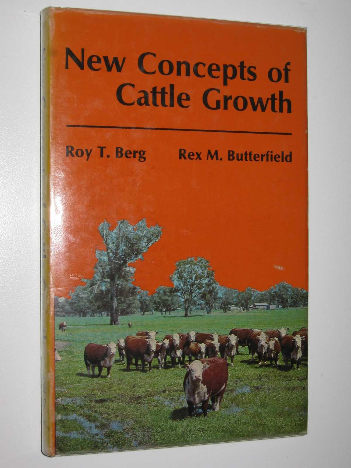 Image for New Concepts of Cattle Growth