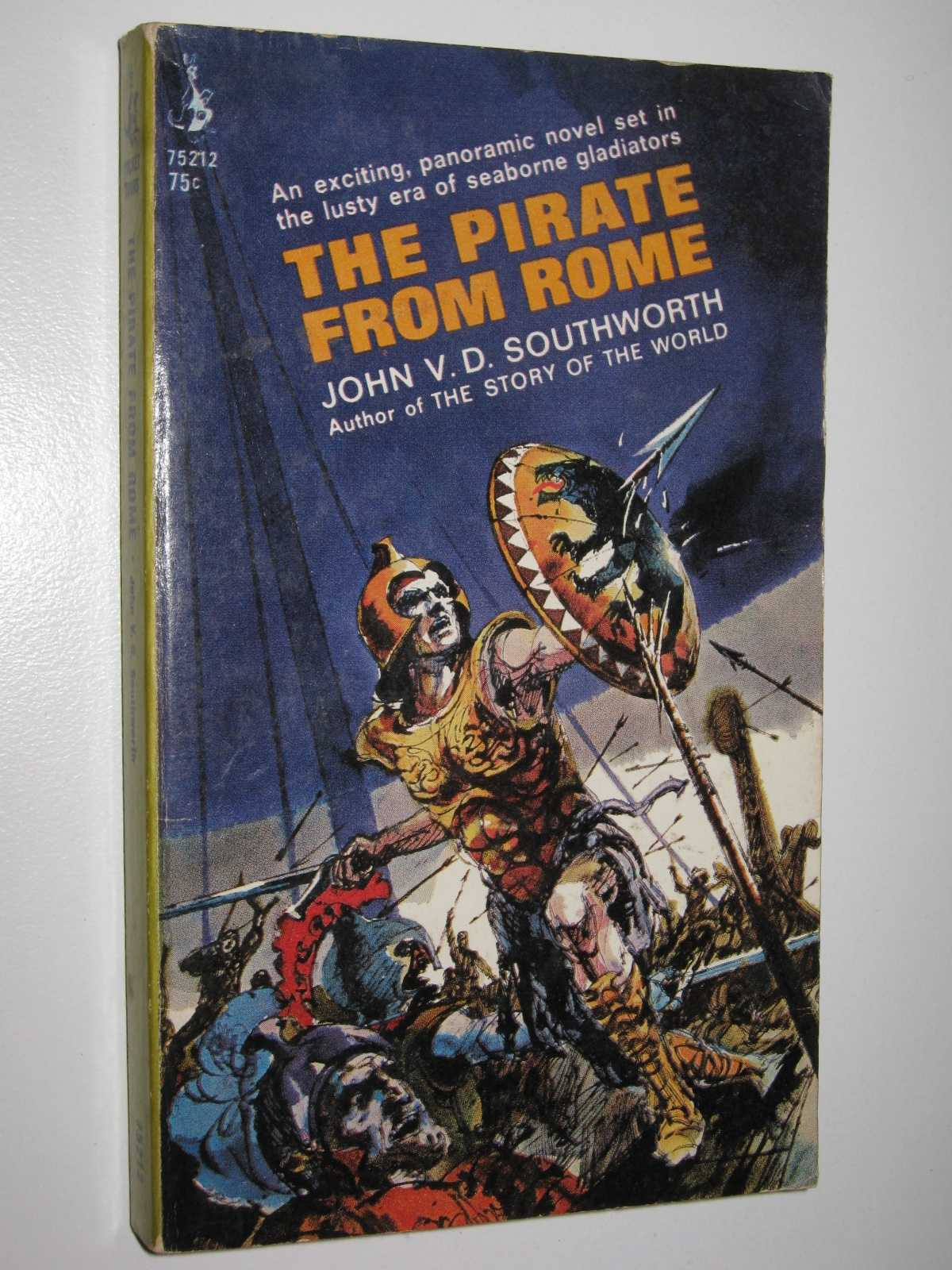 Image for The Pirate from Rome