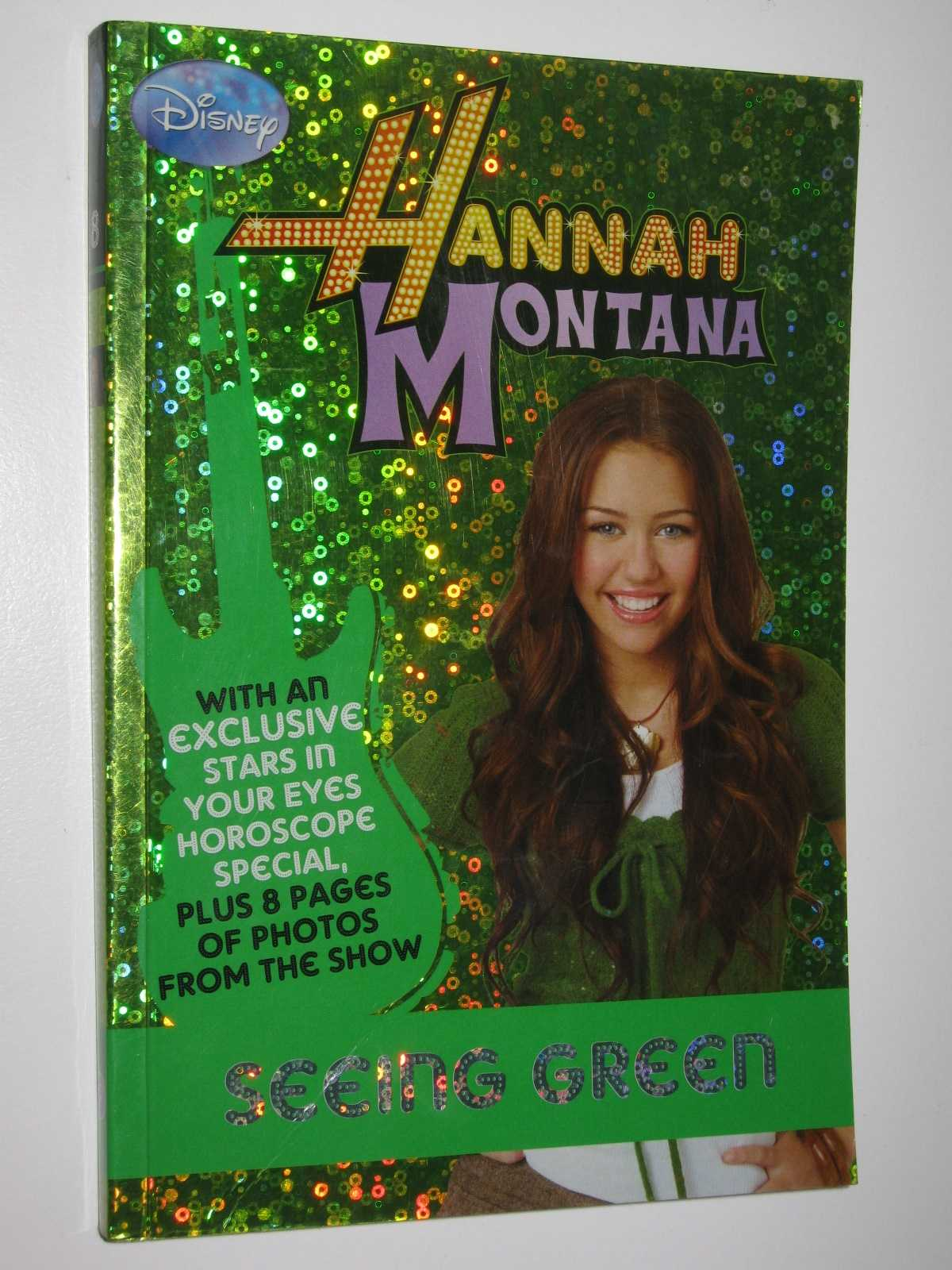 Image for Seeing Green - Hannah Montana Series