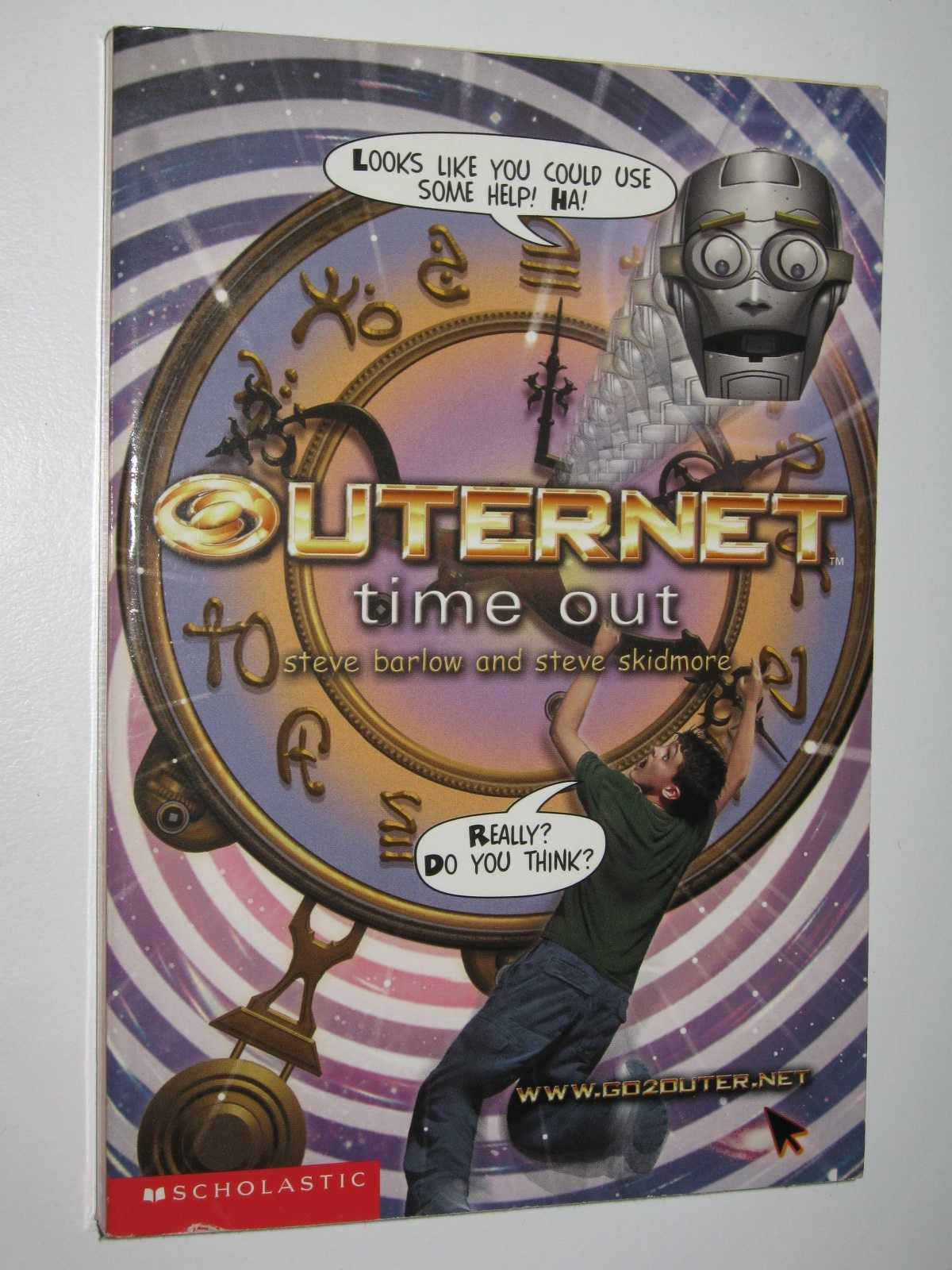 Image for Time Out - Outernet Series #4
