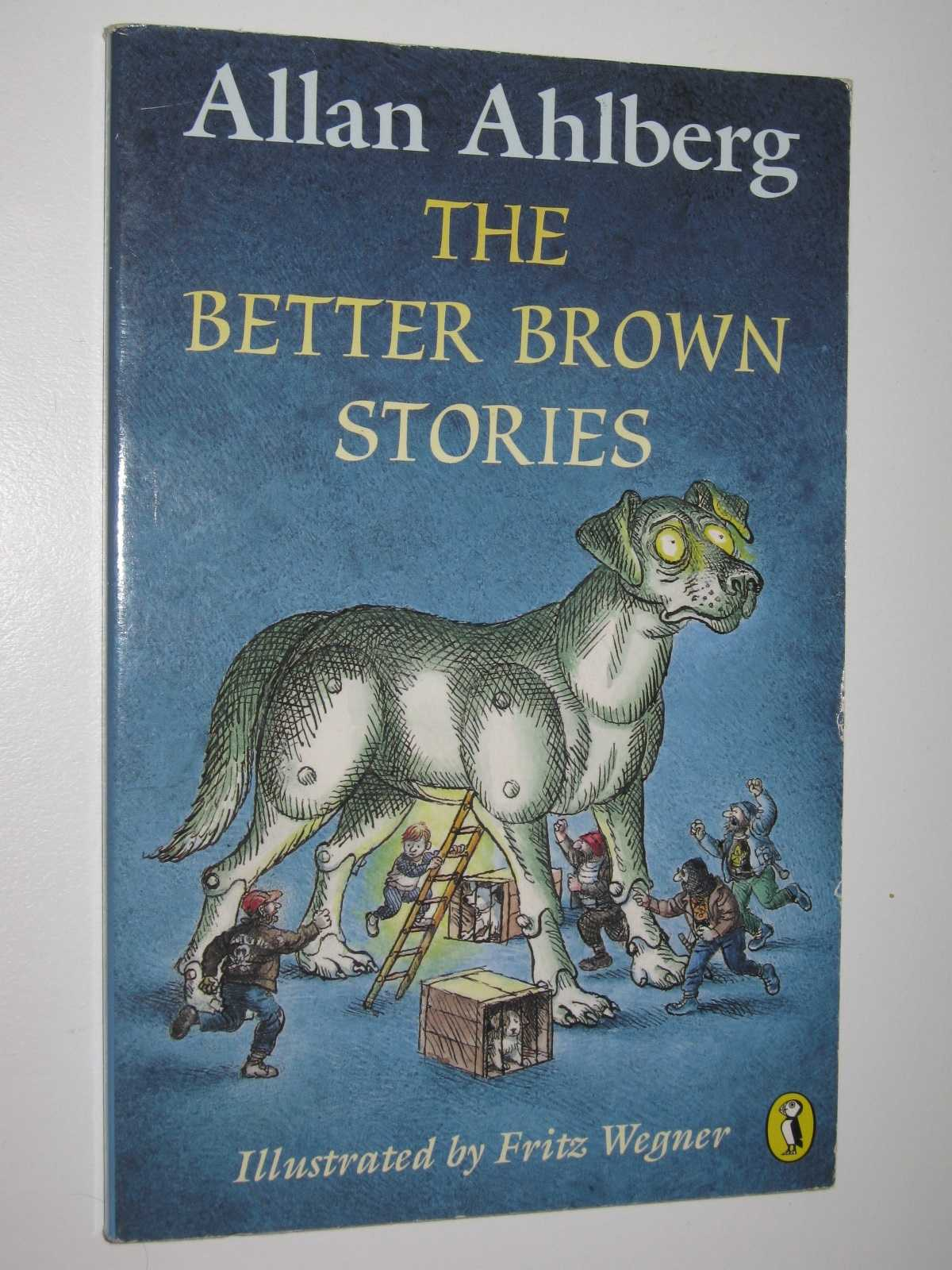 Image for The Better Brown Stories