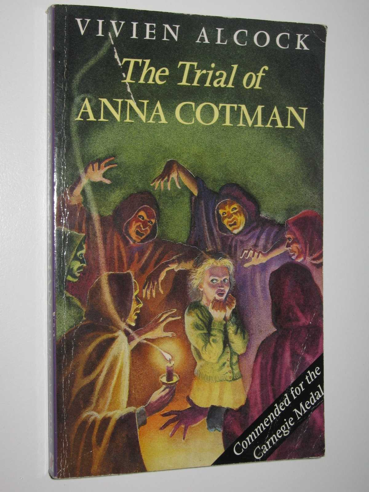 Image for The Trial of Anna Cotman
