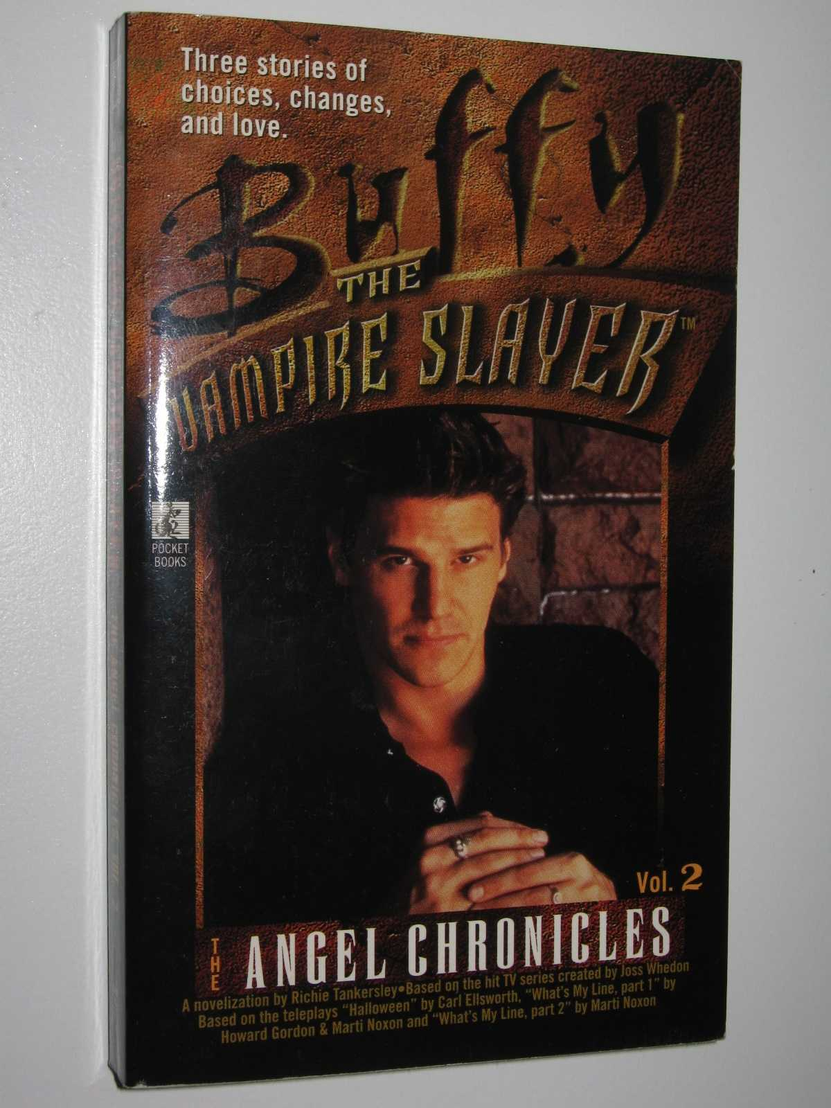 Image for The Angel Chronicles Book 2 - Buffy the Vampire Slayer Series
