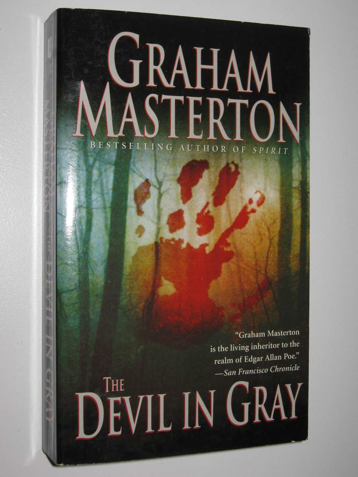 Image for The Devil in Gray