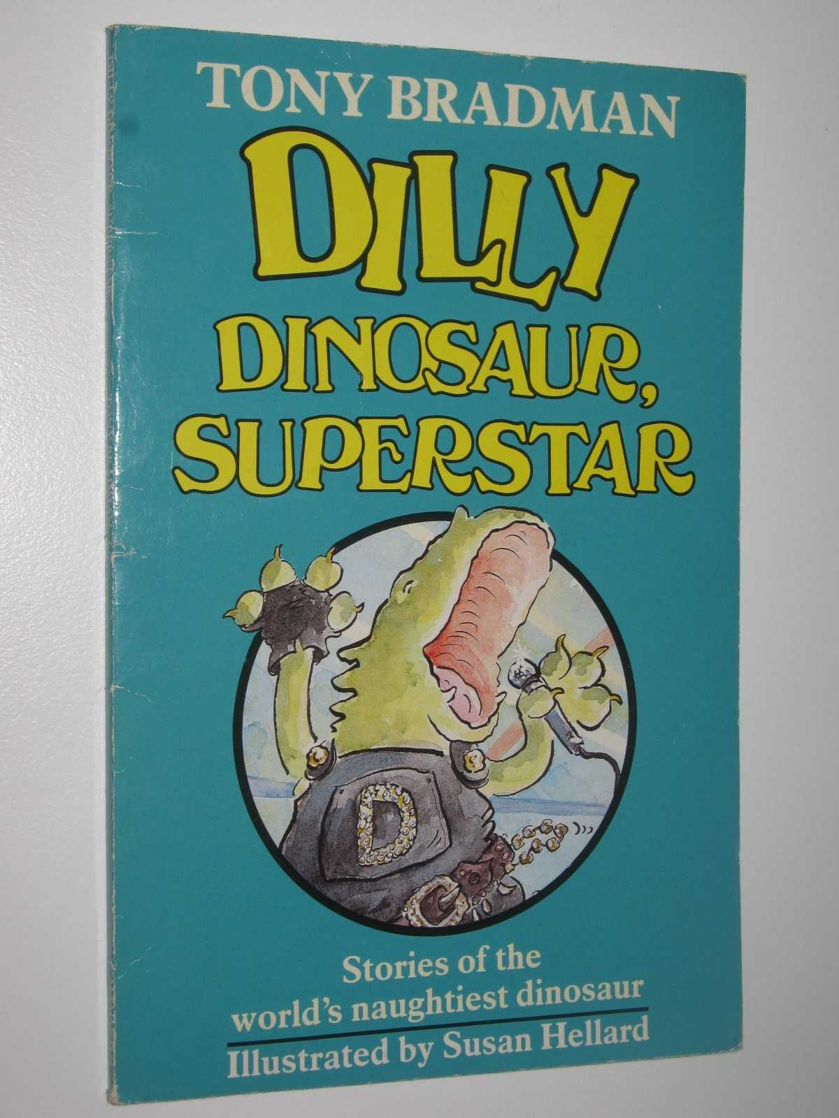 Image for Dilly Dinosaur, Superstar
