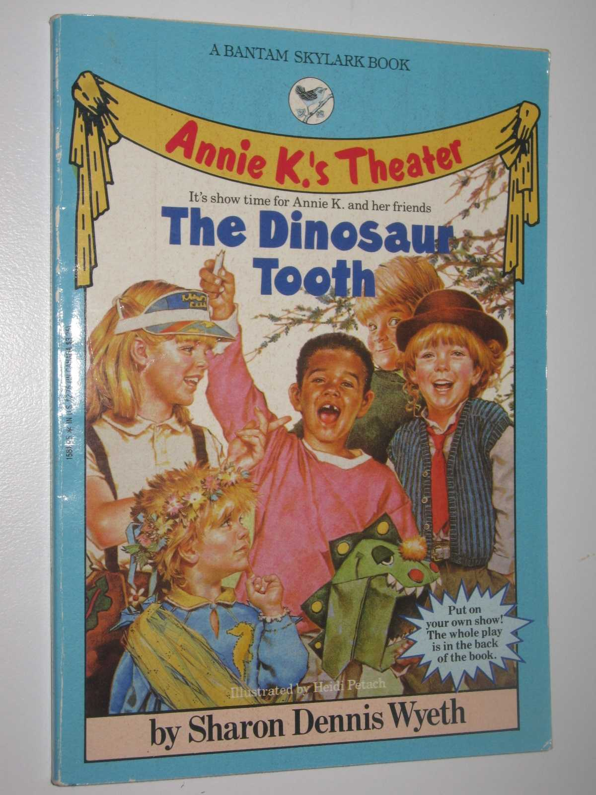 Image for The Dinosaur Tooth - Annie K's Theatre Series