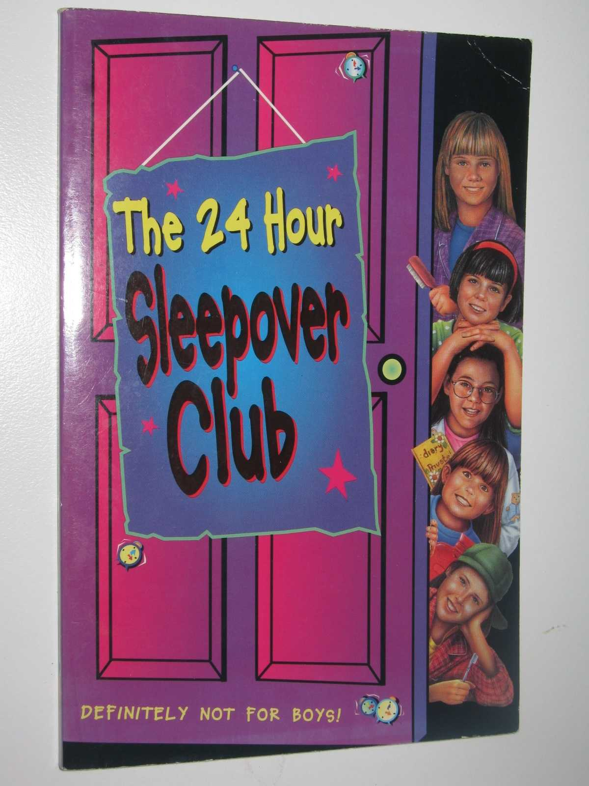 Image for The 24 Hour Sleepover Club - The Sleepover Club Series #8