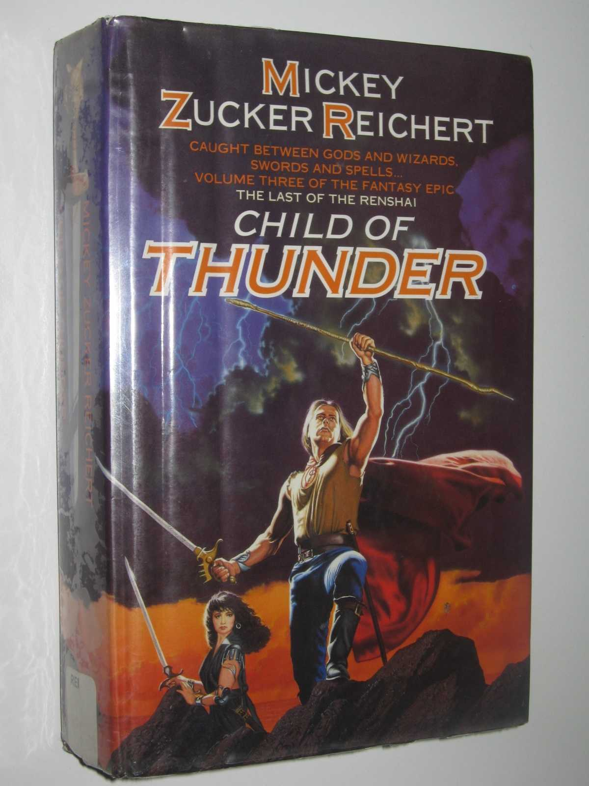 Image for Child of Thunder - The Last of the Renshai Series #3