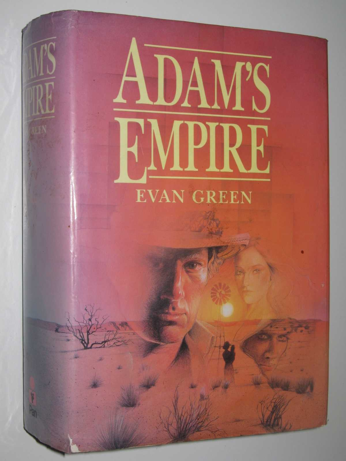 Image for Adam's Empire