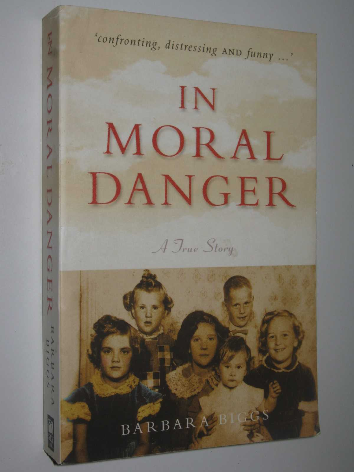 Image for In Moral Danger : A True Story