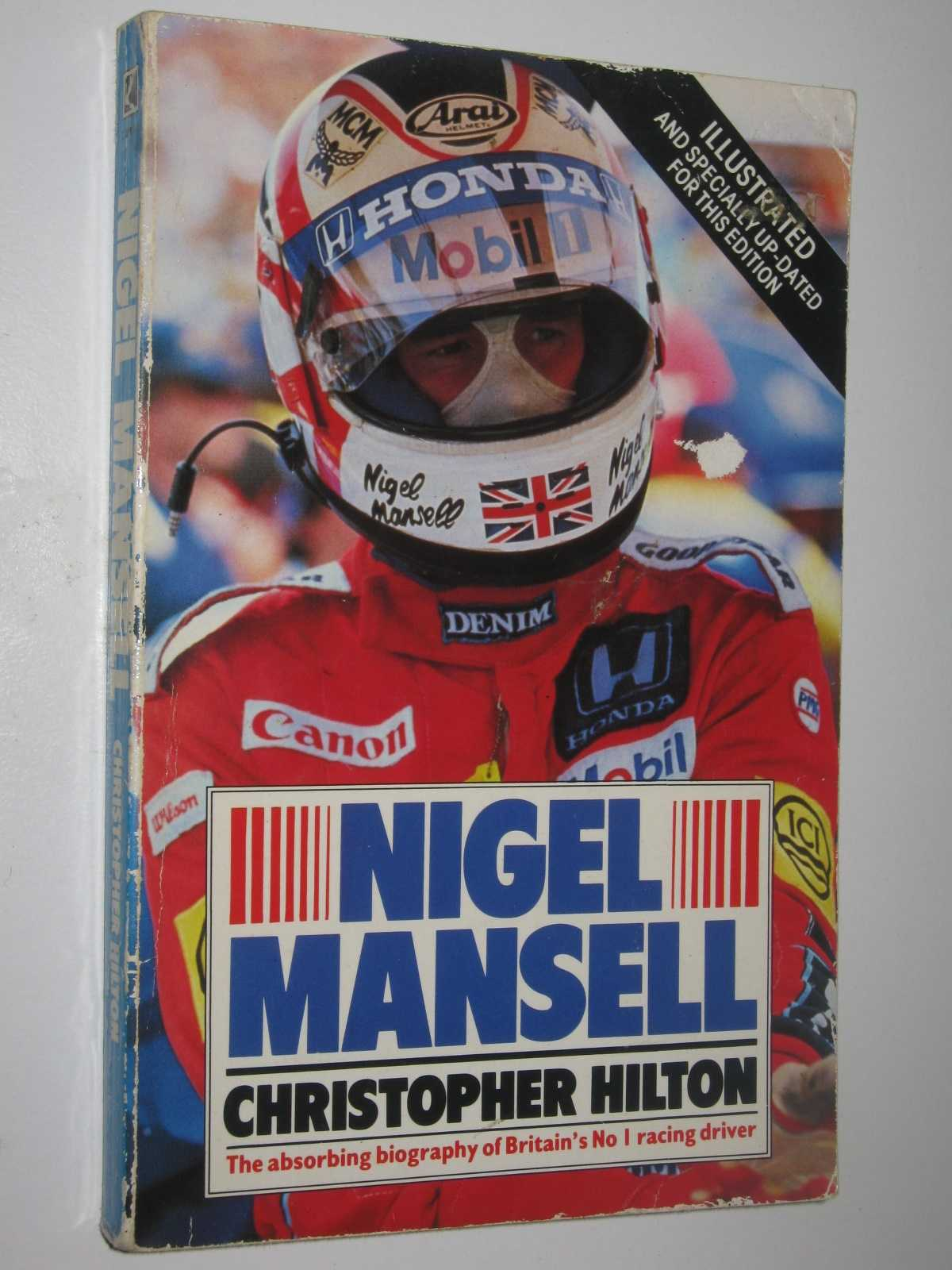 Image for Nigel Mansell: The Makings of a Champion